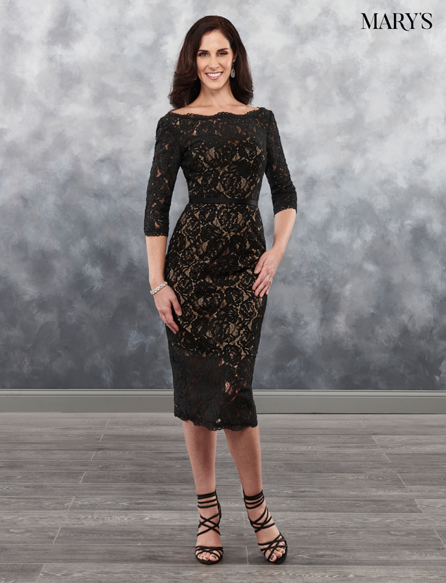 Color Mother Of The Bride Dresses - Style - MB8035