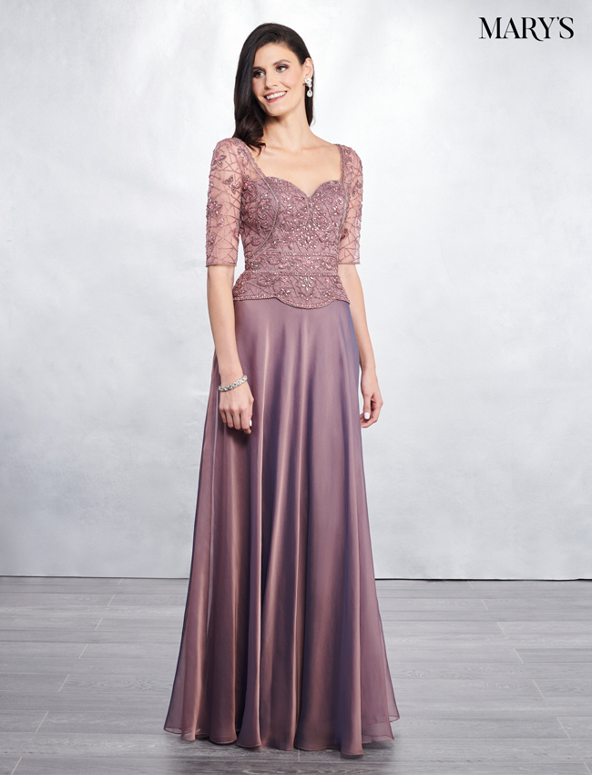 Color Mother Of The Bride Dresses - Style - MB8048