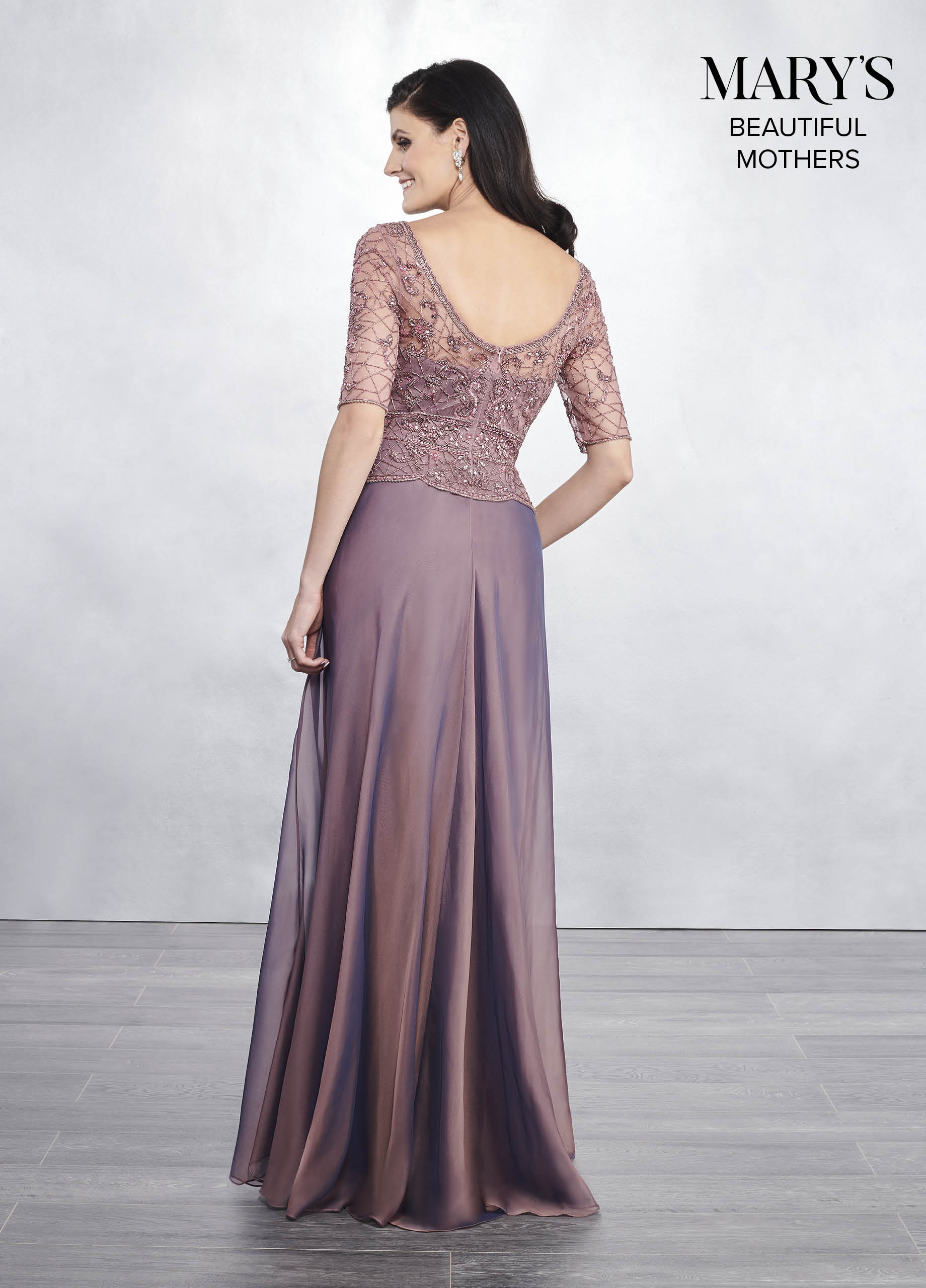 Mother Of The Bride Dresses | Beautiful Mothers | Style - MB8048