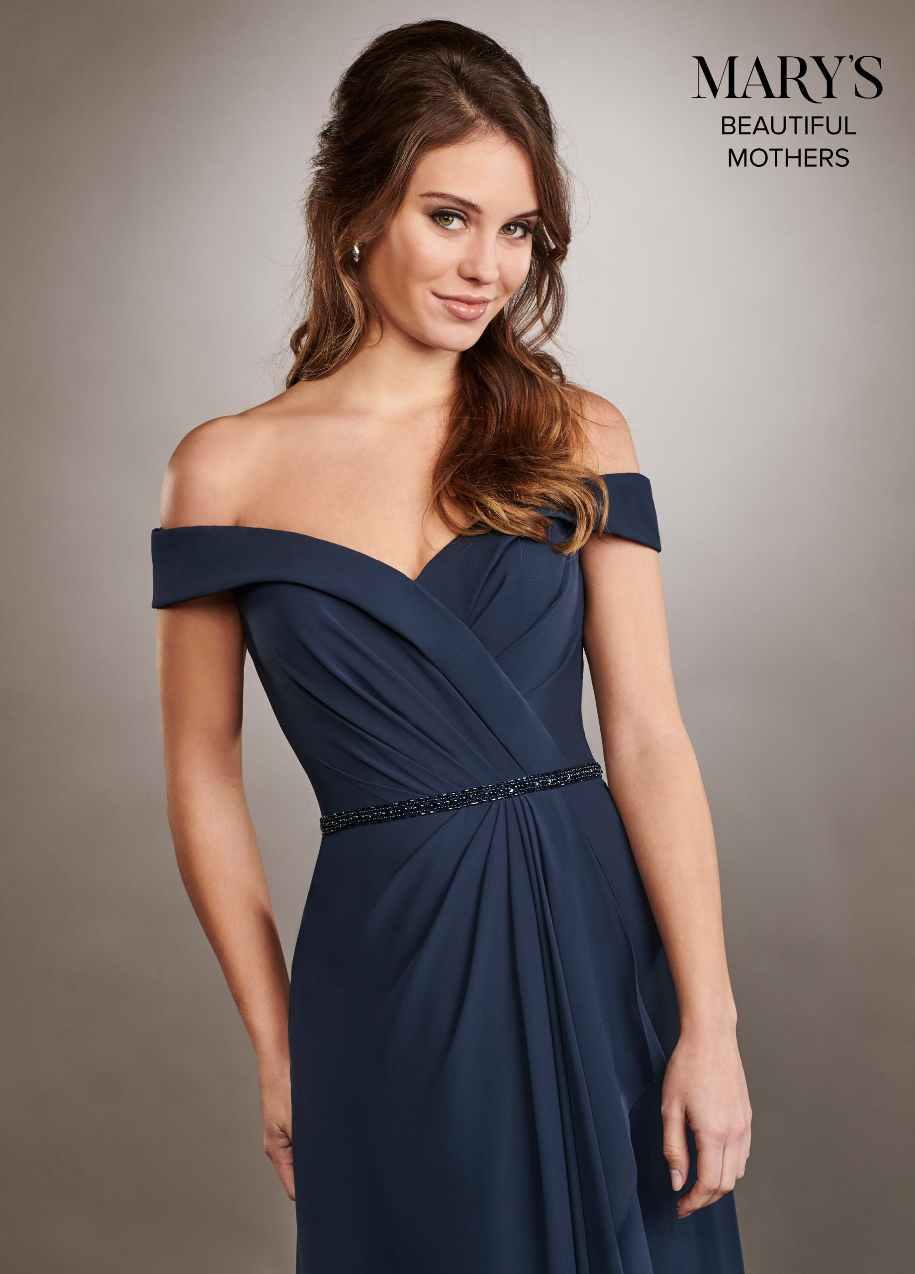 Mother Of The Bride Dresses   Beautiful Mothers   Style - MB8061