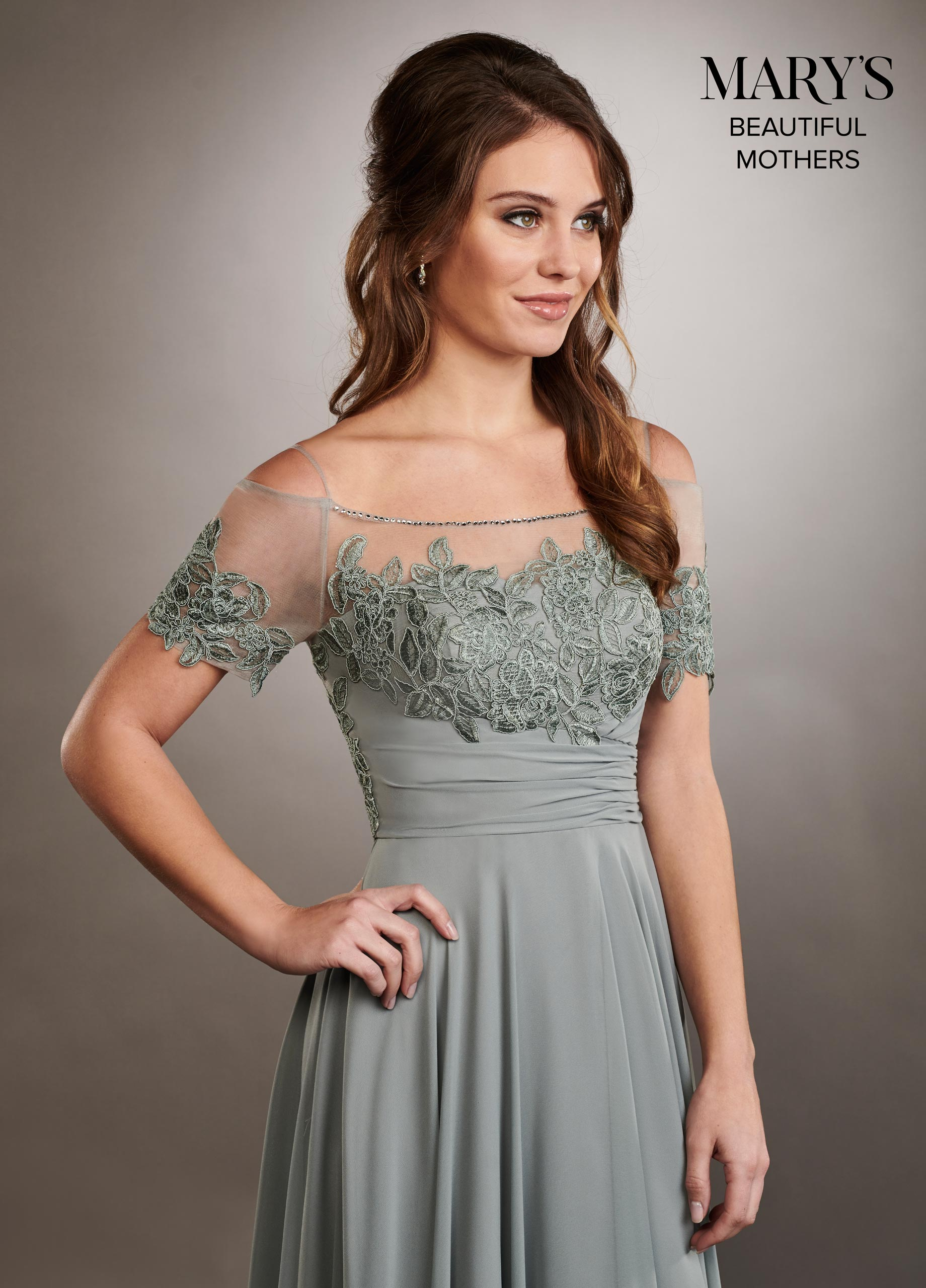 Mother Of The Bride Dresses | Beautiful Mothers | Style - MB8063