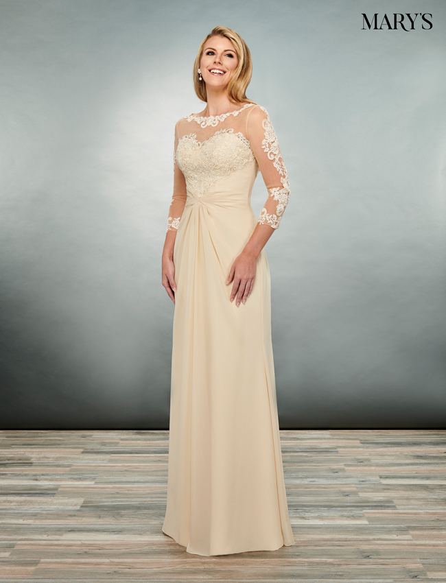Mother Of The Bride Dresses Gowns Mary S Bridal