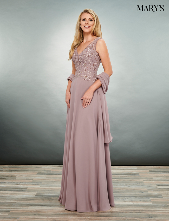 Black Color Mother Of The Bride Dresses - Style - MB8072