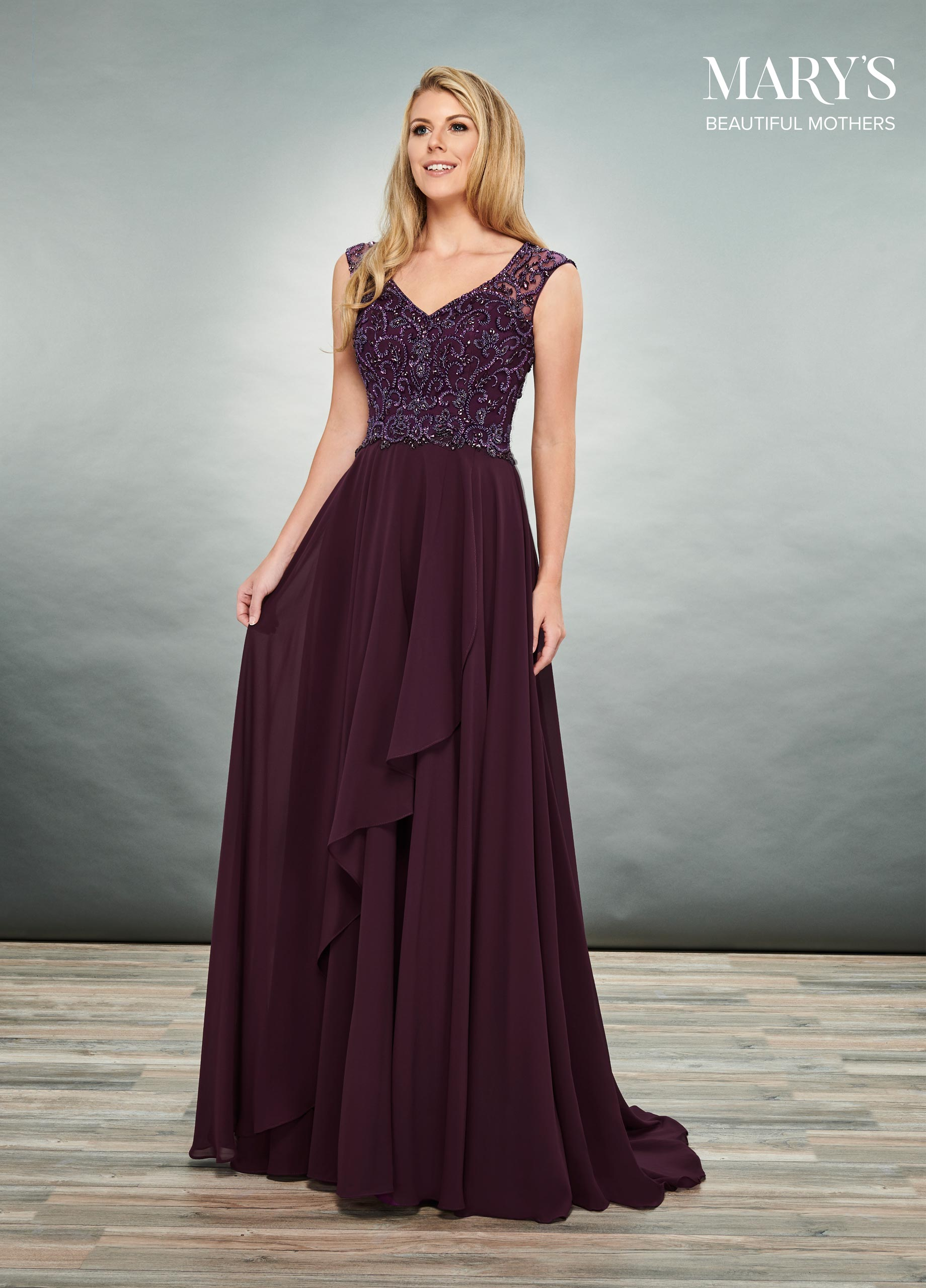 Mother Of The Bride Dresses | Beautiful Mothers | Style - MB8075