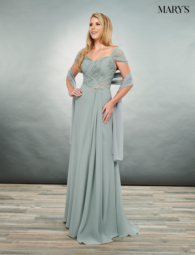 Black Color Mother Of The Bride Dresses - Style - MB8078