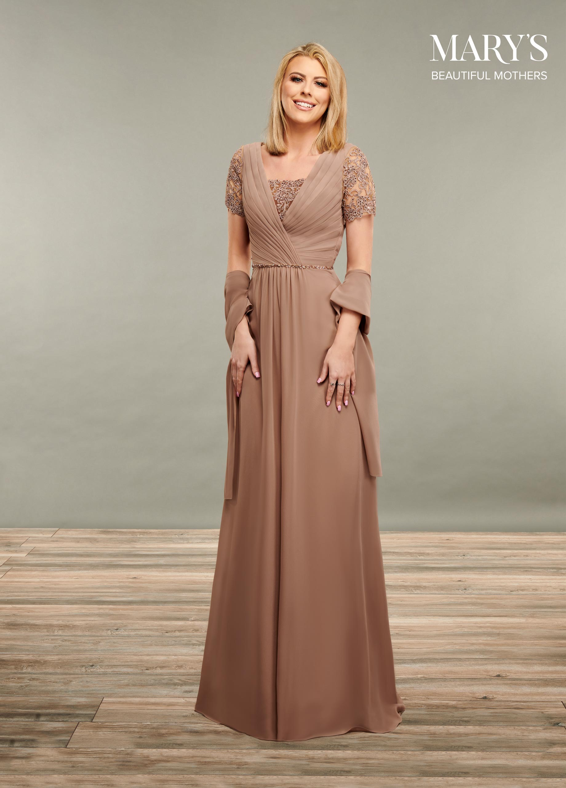 Mother Of The Bride Dresses | Beautiful Mothers | Style - MB8085