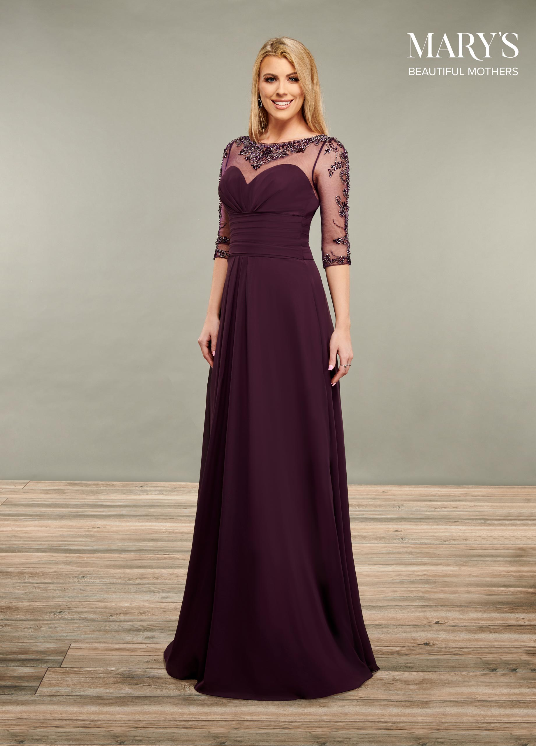 Mother Of The Bride Dresses | Beautiful Mothers | Style - MB8089