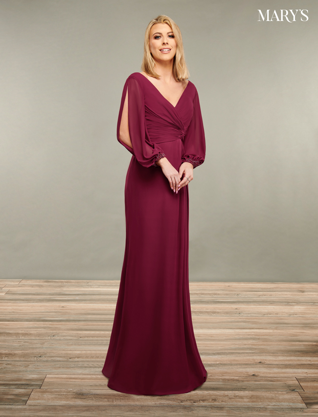 Black Color Mother Of The Bride Dresses - Style - MB8090
