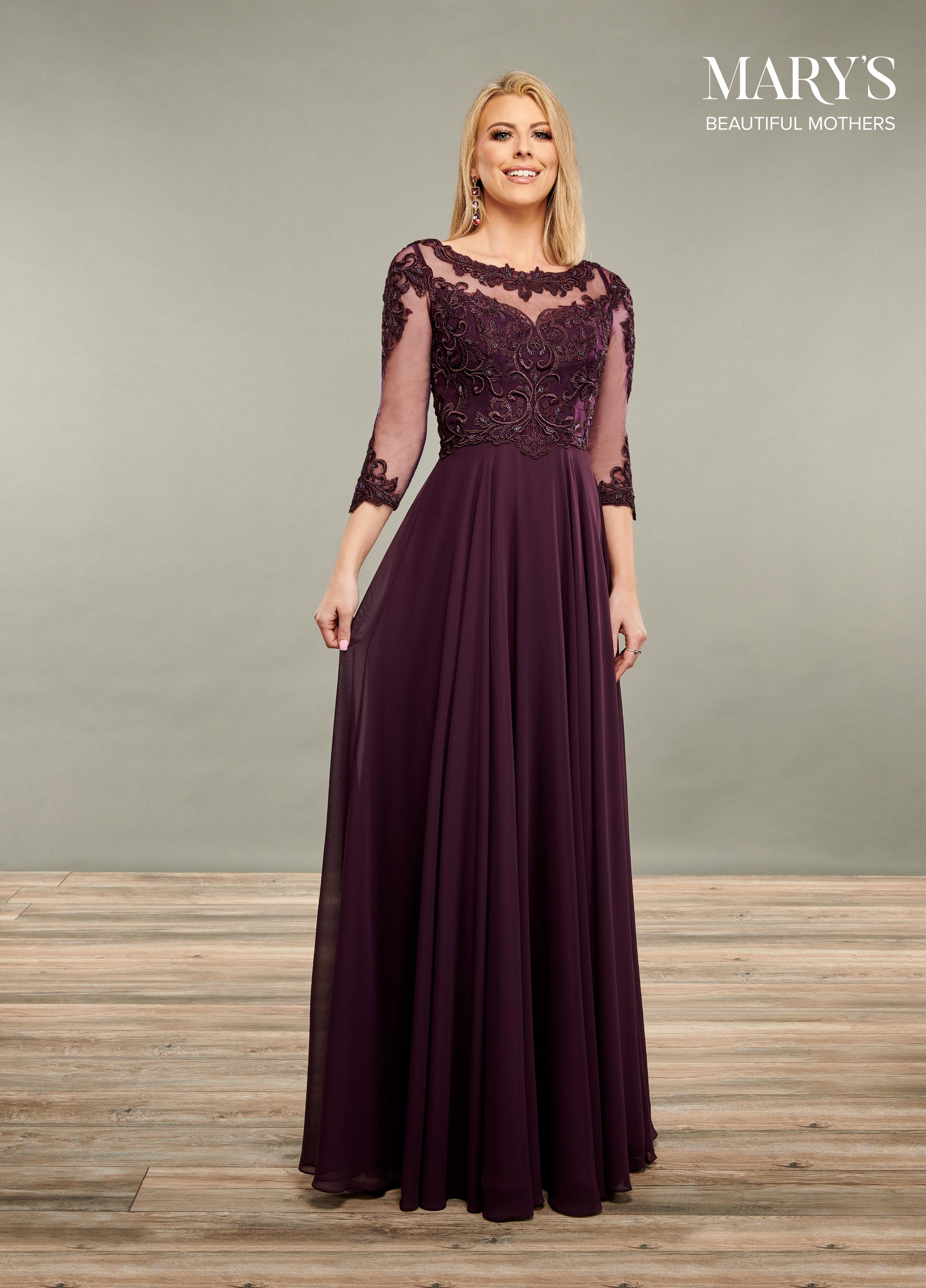 Mother Of The Bride Dresses | Beautiful Mothers | Style - MB8093