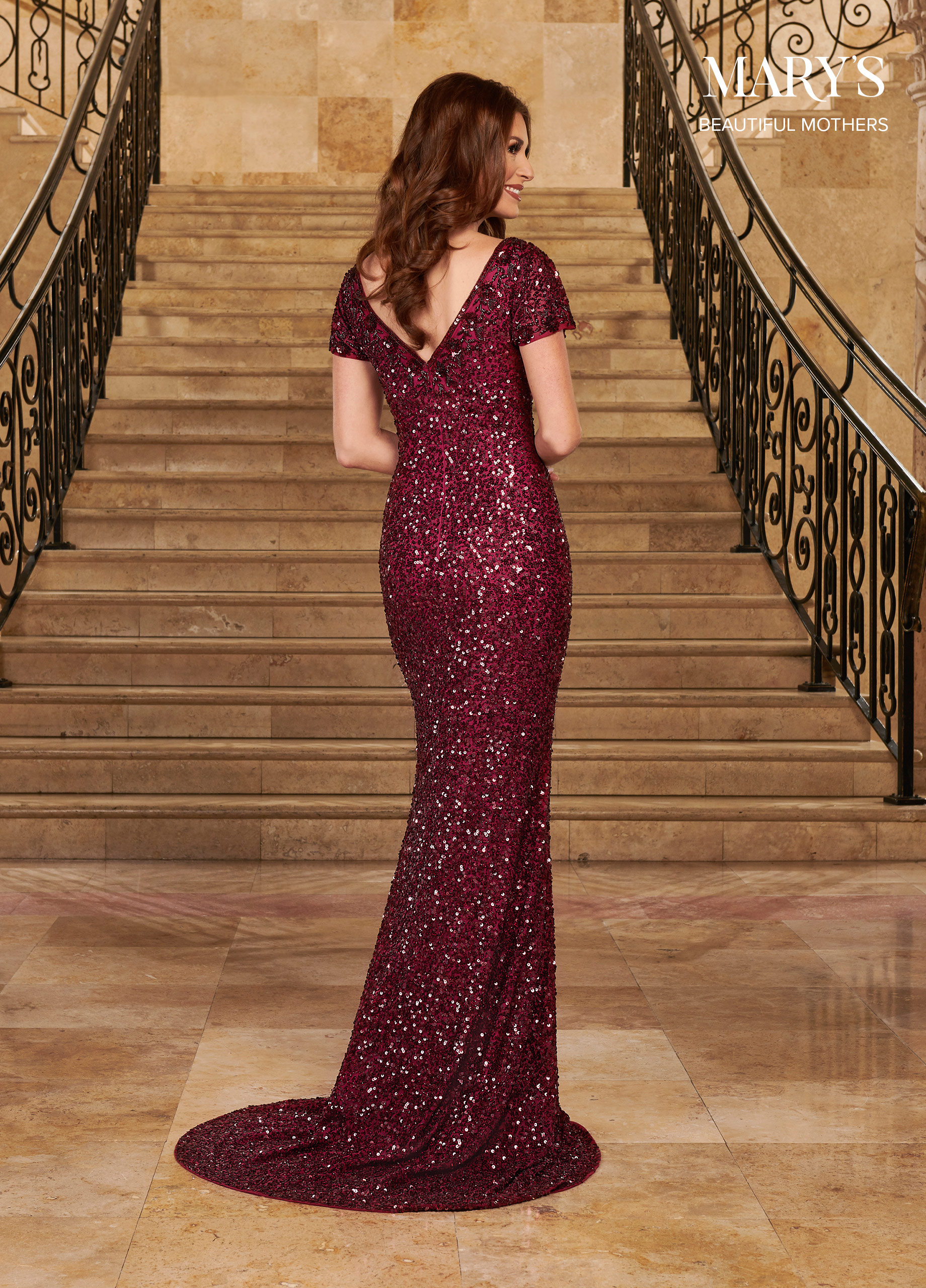 Mother Of The Bride Dresses | Beautiful Mothers | Style - MB8094