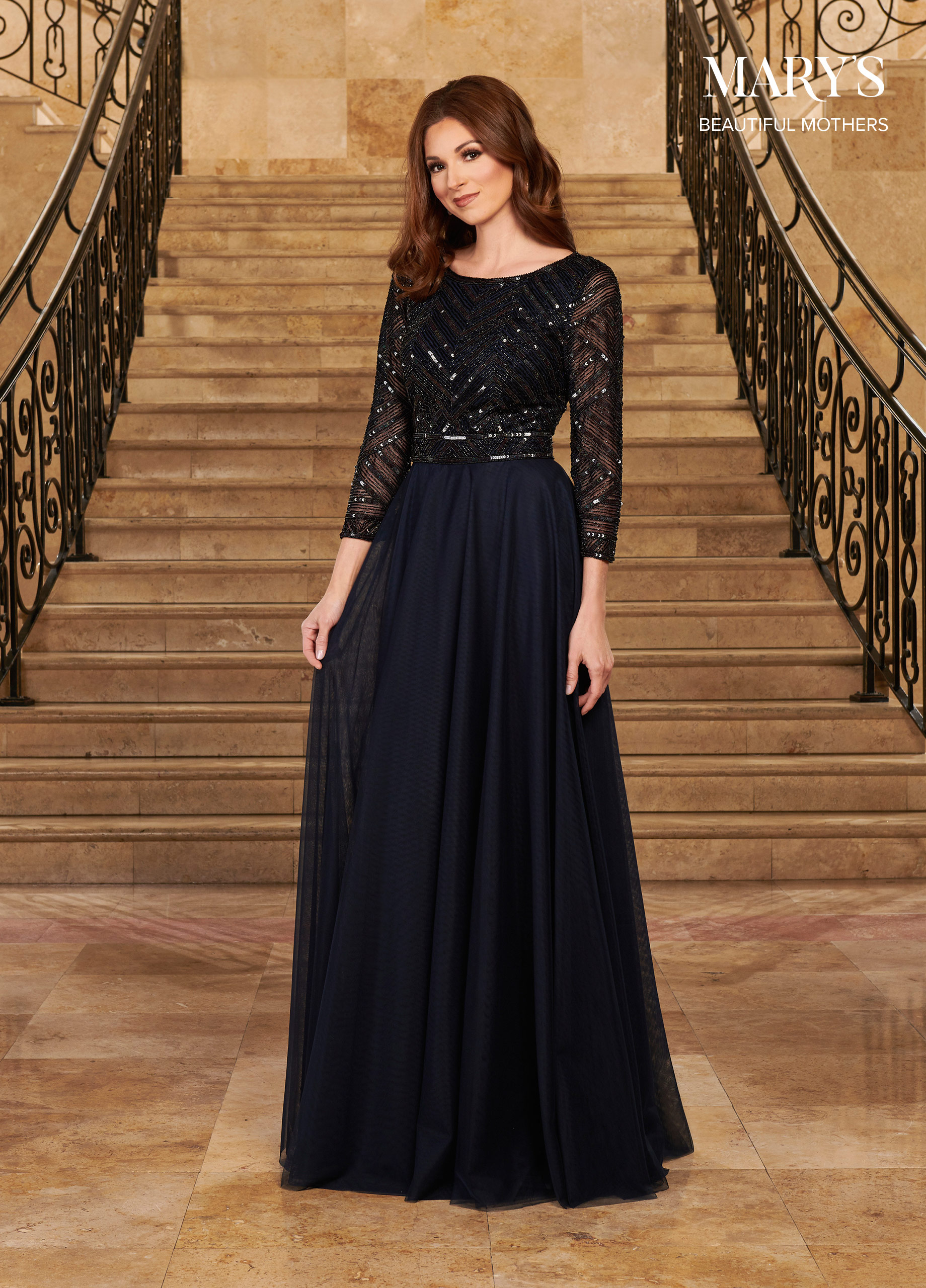 Mother Of The Bride Dresses   Beautiful Mothers   Style - MB8095
