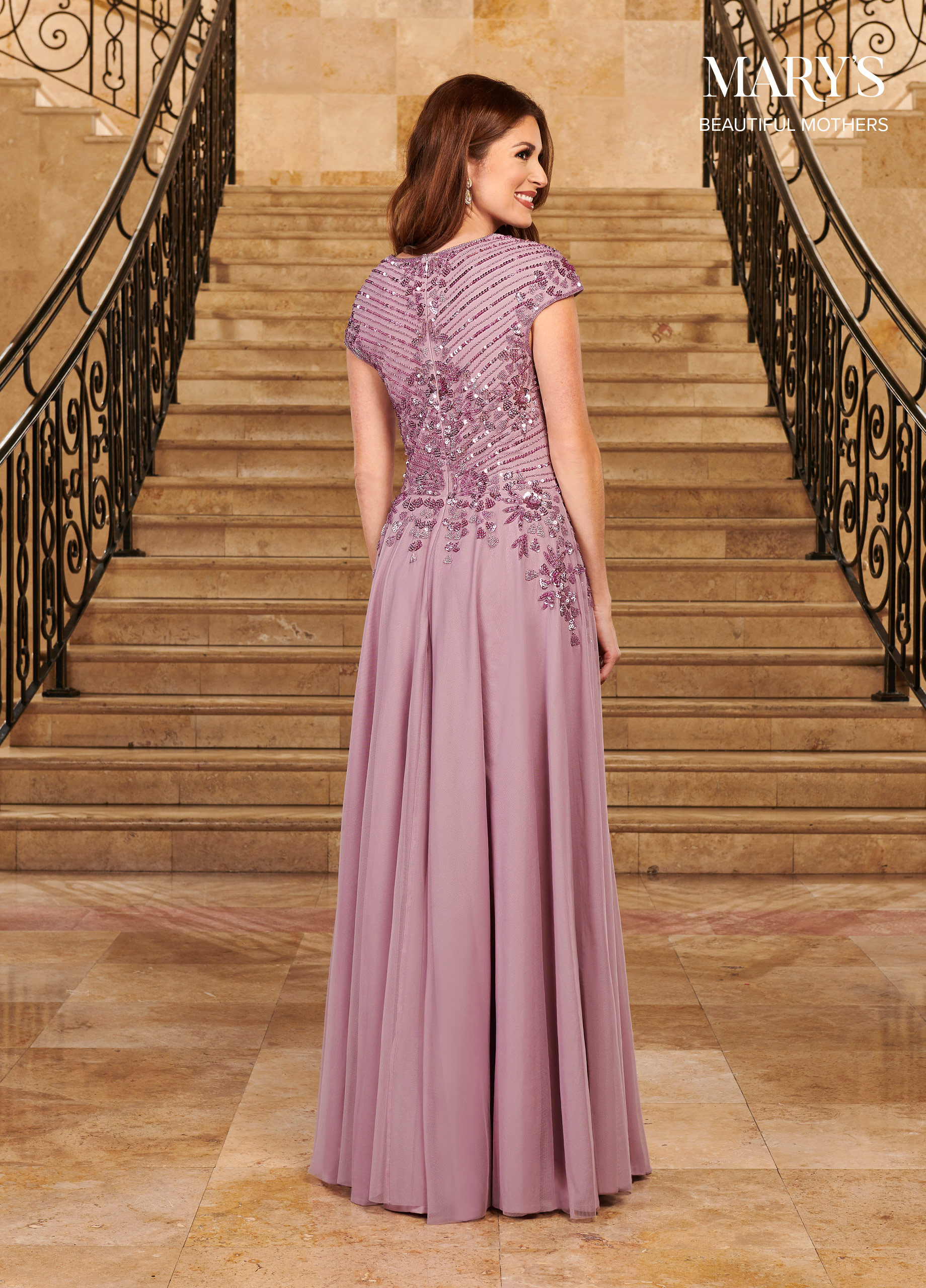 Mother Of The Bride Dresses | Beautiful Mothers | Style - MB8096