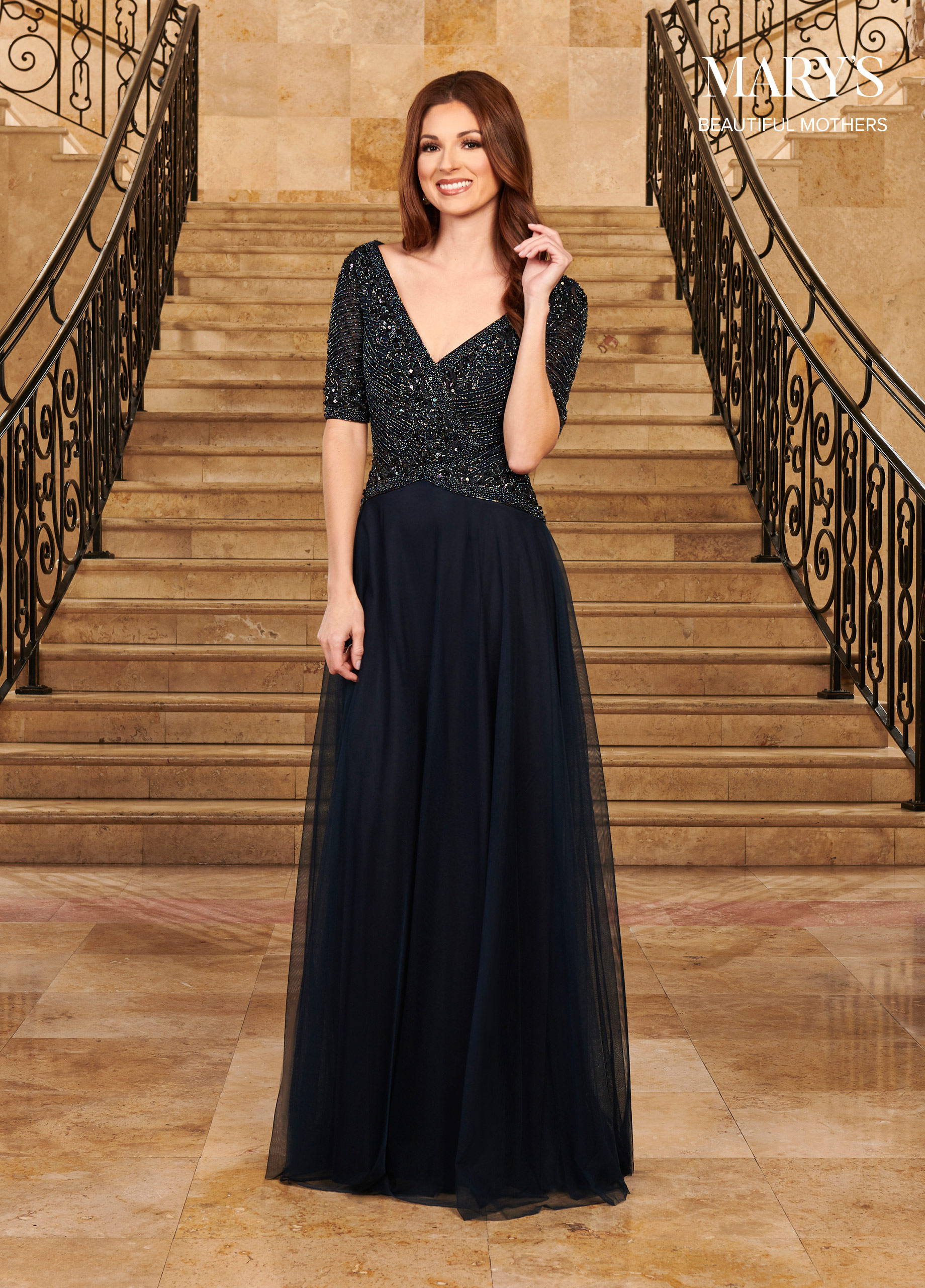 Mother Of The Bride Dresses | Beautiful Mothers | Style - MB8098