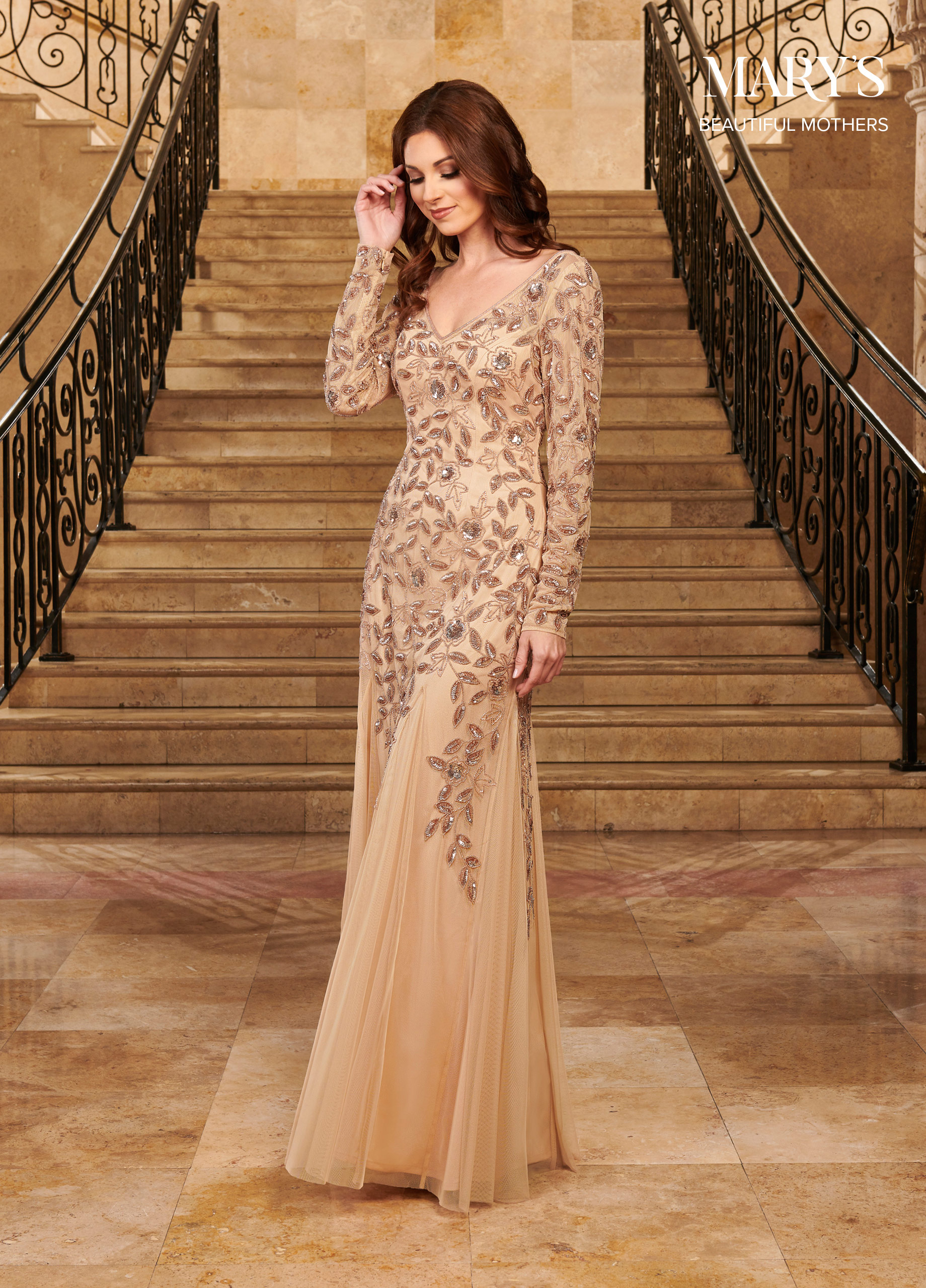 Mother Of The Bride Dresses | Beautiful Mothers | Style - MB8099