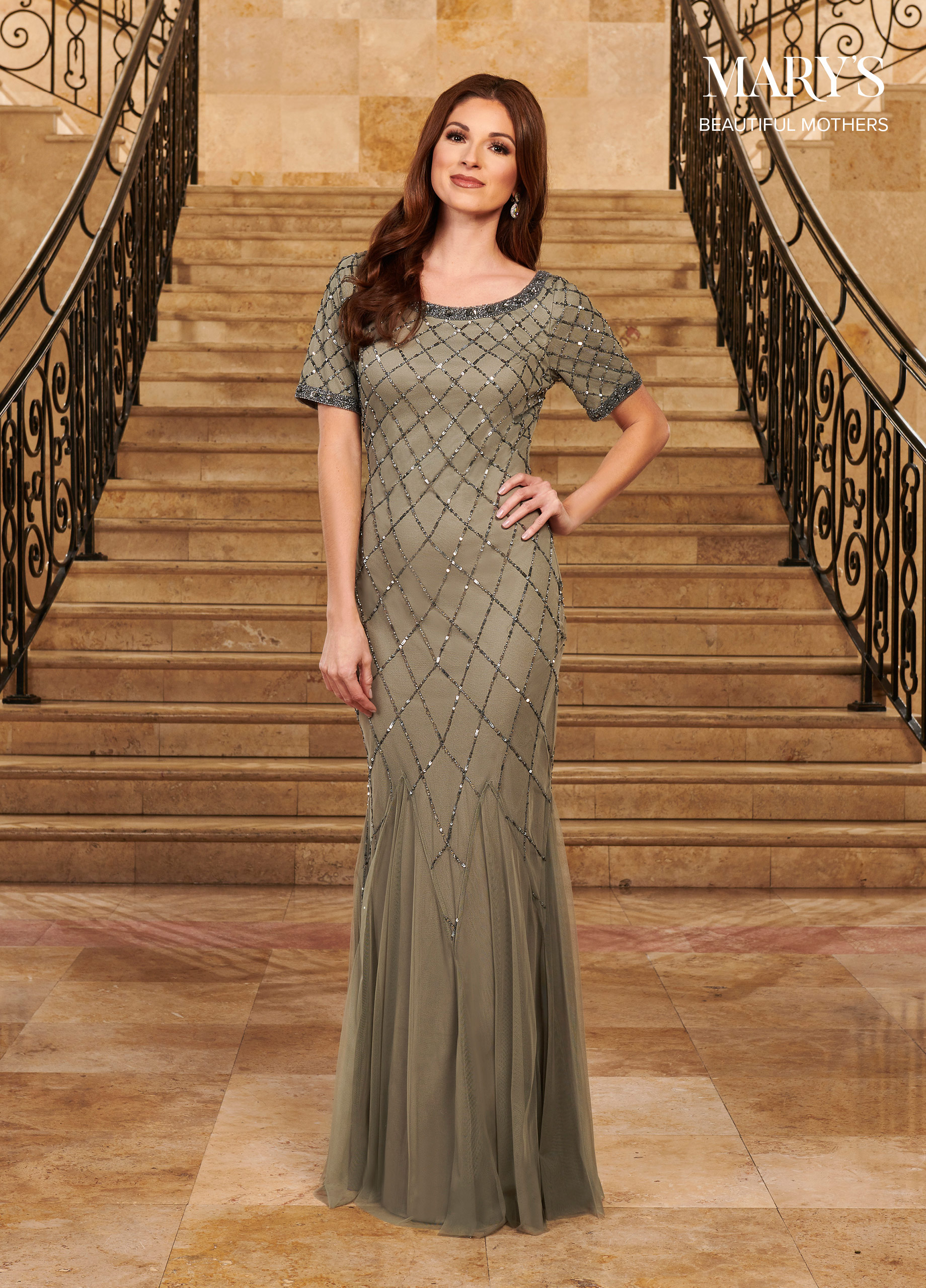 Mother Of The Bride Dresses | Beautiful Mothers | Style - MB8101