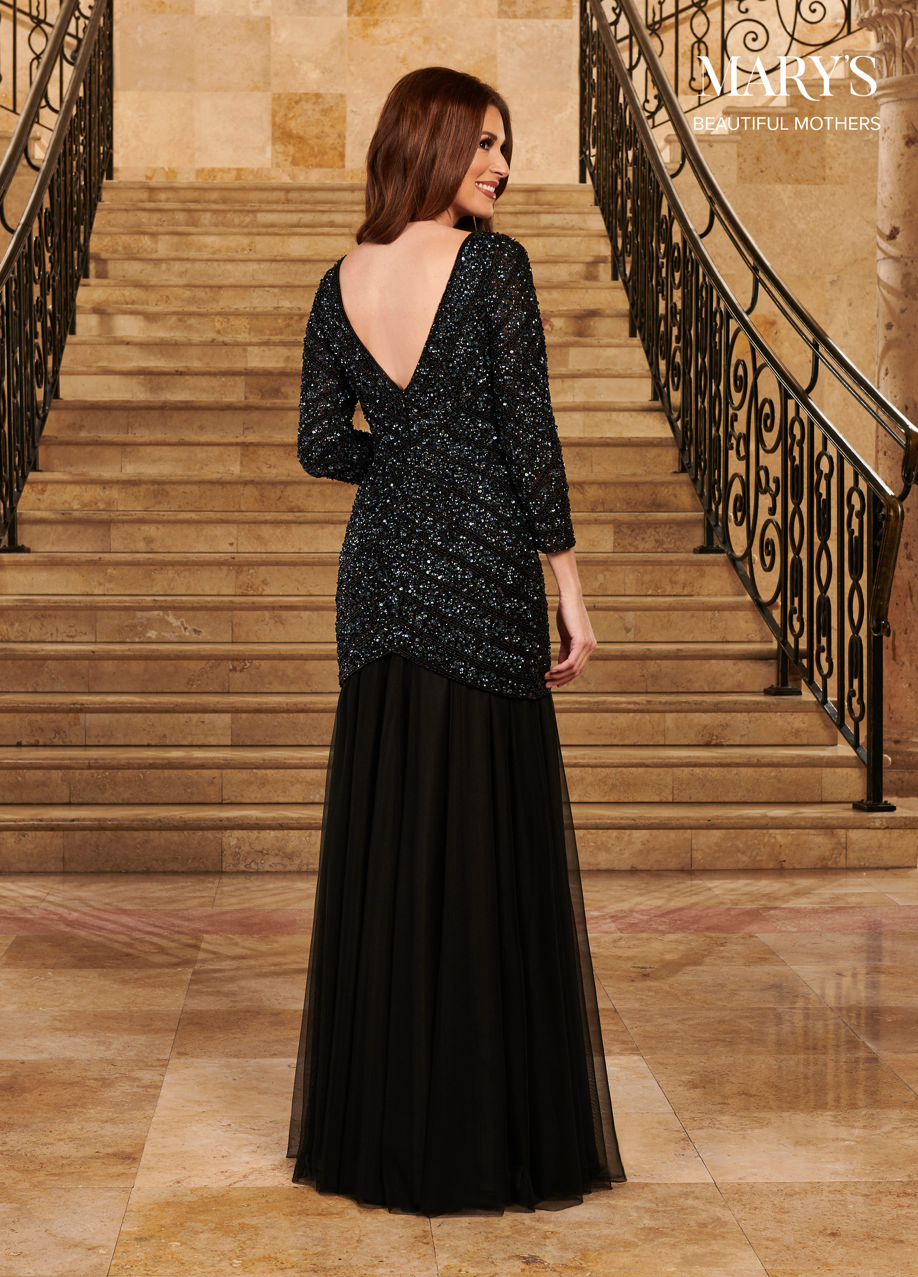 Mother Of The Bride Dresses   Beautiful Mothers   Style - MB8102