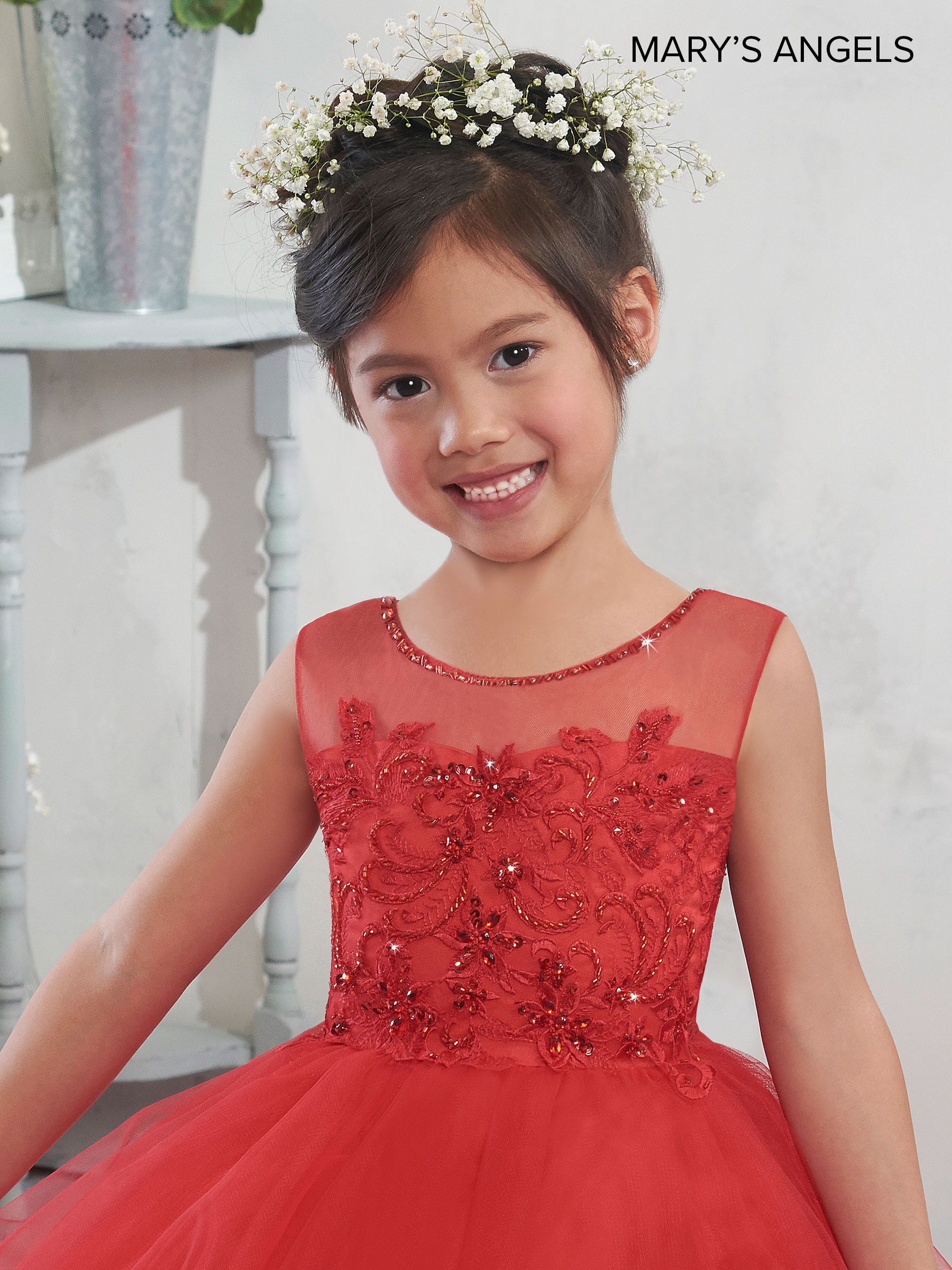 Angel Flower Girl Dresses | Mary's Angels | Style - MB9003