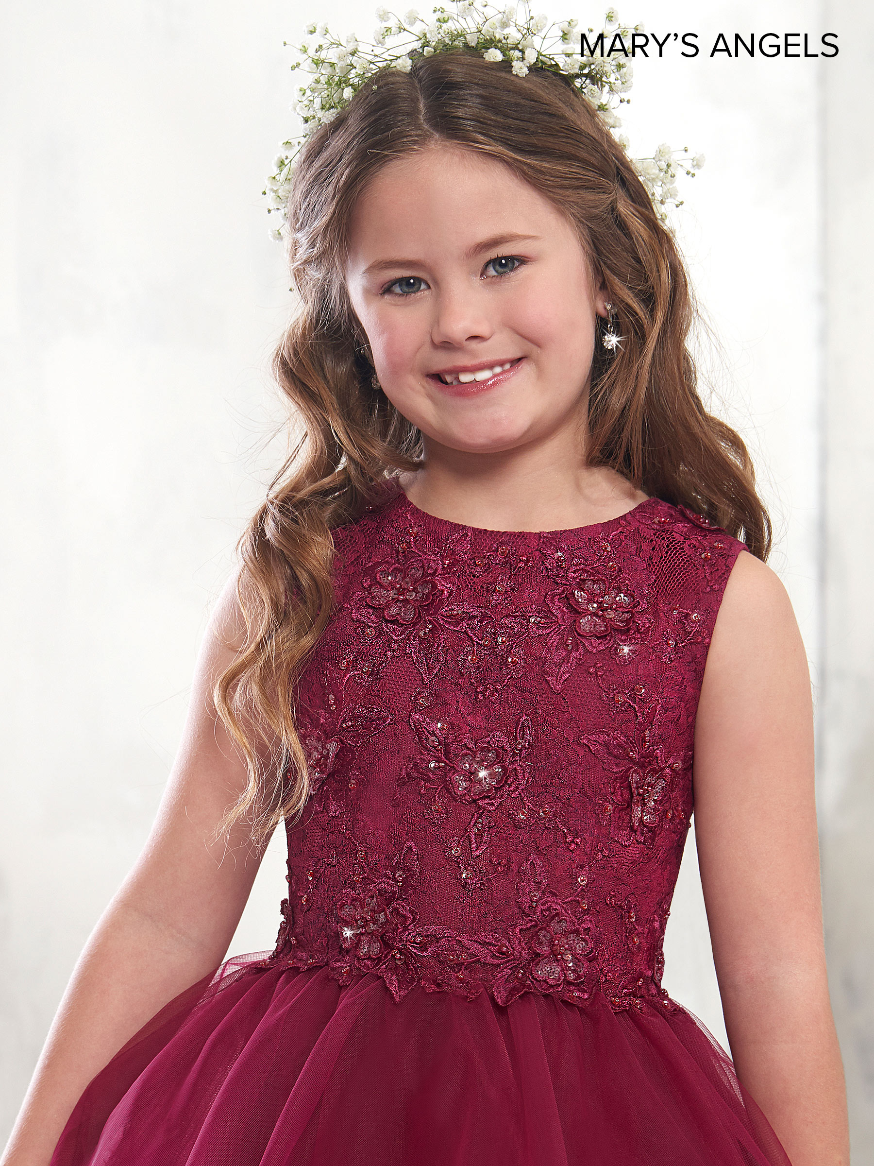 Angel Flower Girl Dresses | Mary's Angels | Style - MB9006