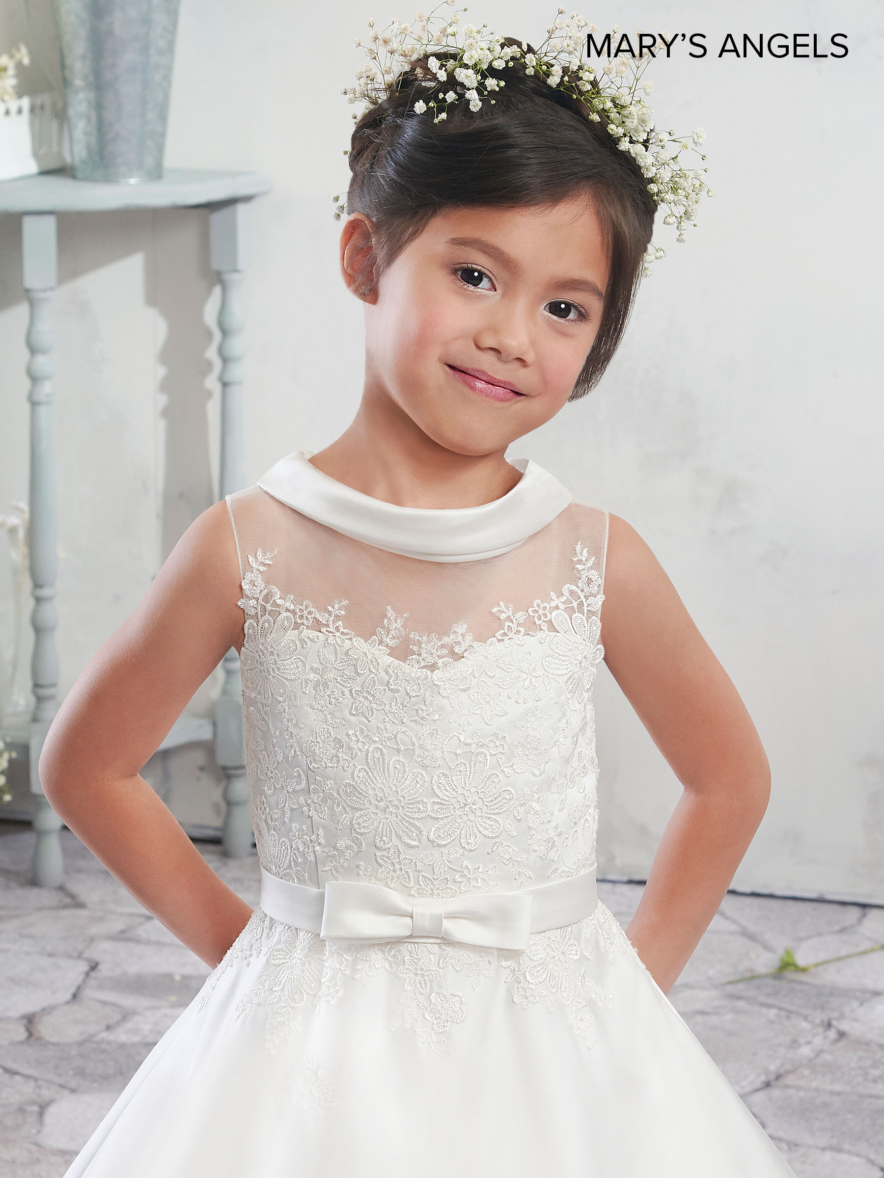 Angel Flower Girl Dresses | Mary's Angels | Style - MB9007