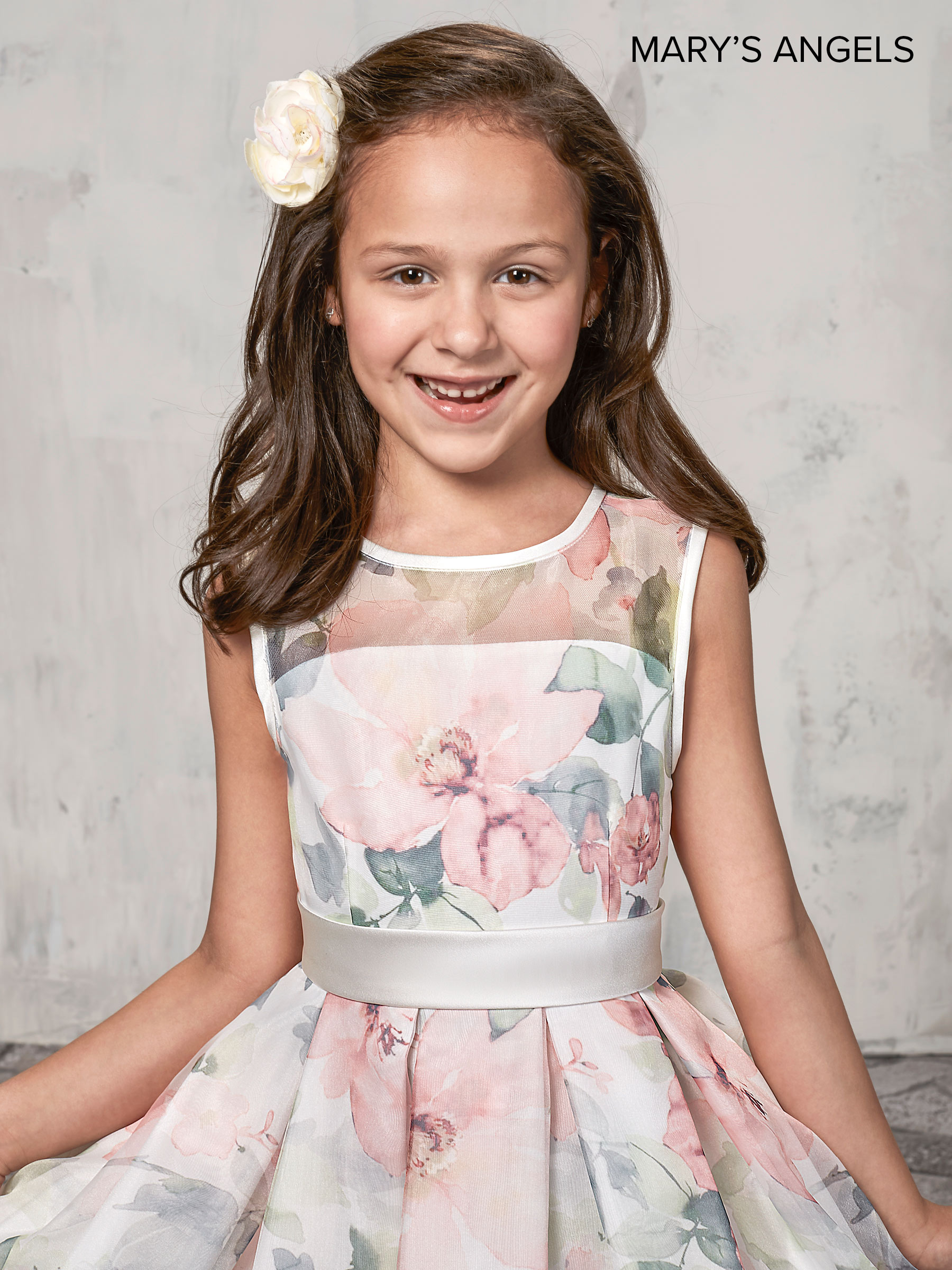 Angel Flower Girl Dresses | Mary's Angels | Style - MB9009
