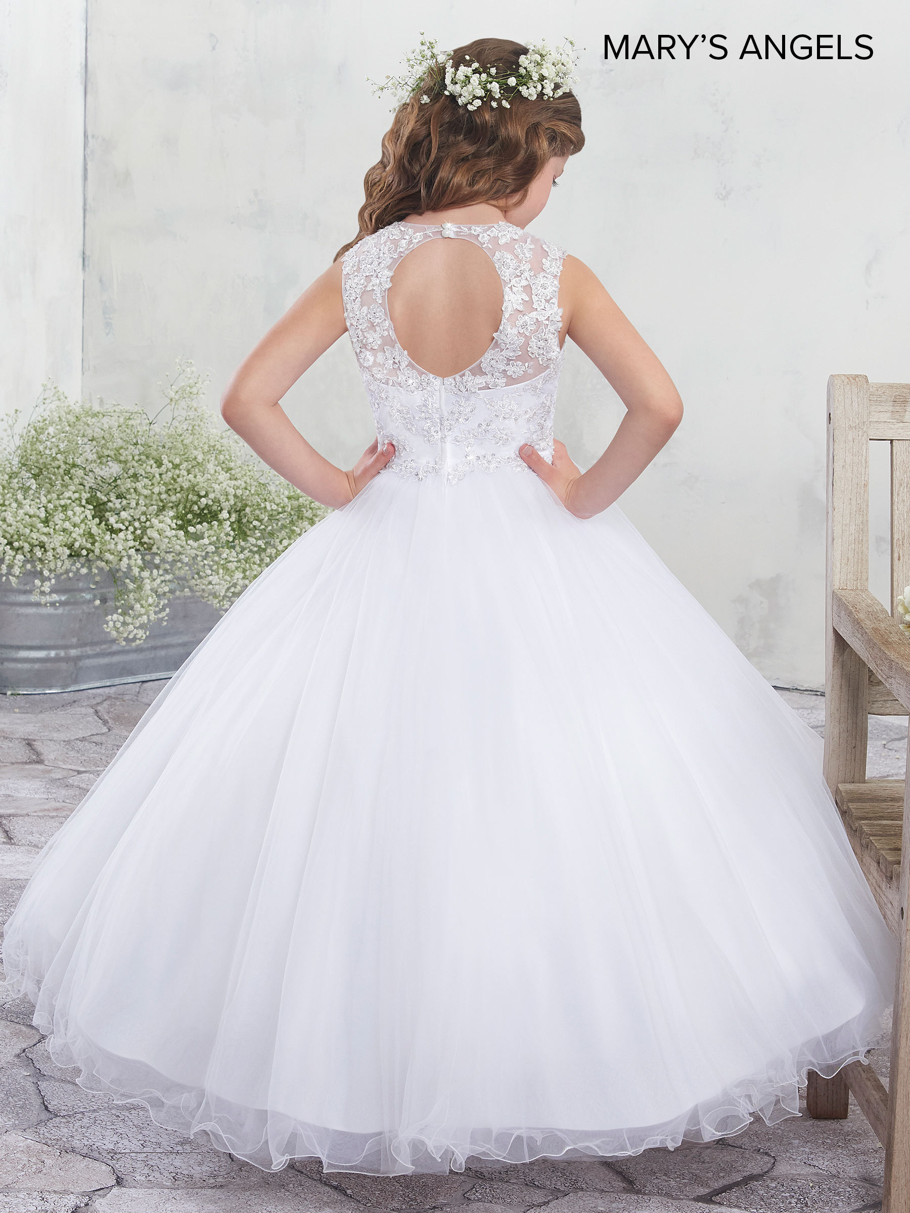Angel Flower Girl Dresses | Mary's Angels | Style - MB9010
