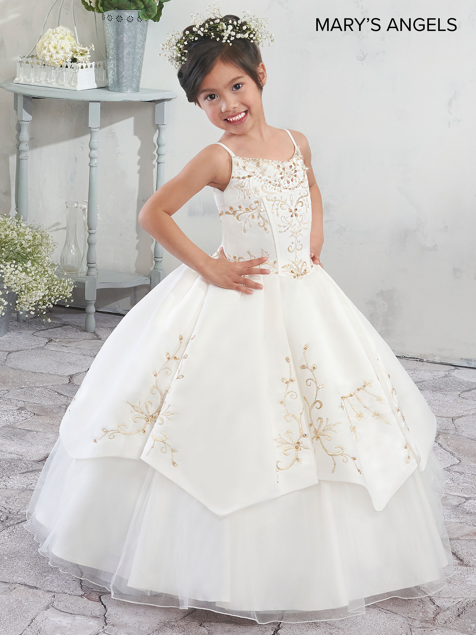 Angel Flower Girl Dresses | Mary's Angels | Style - MB9012