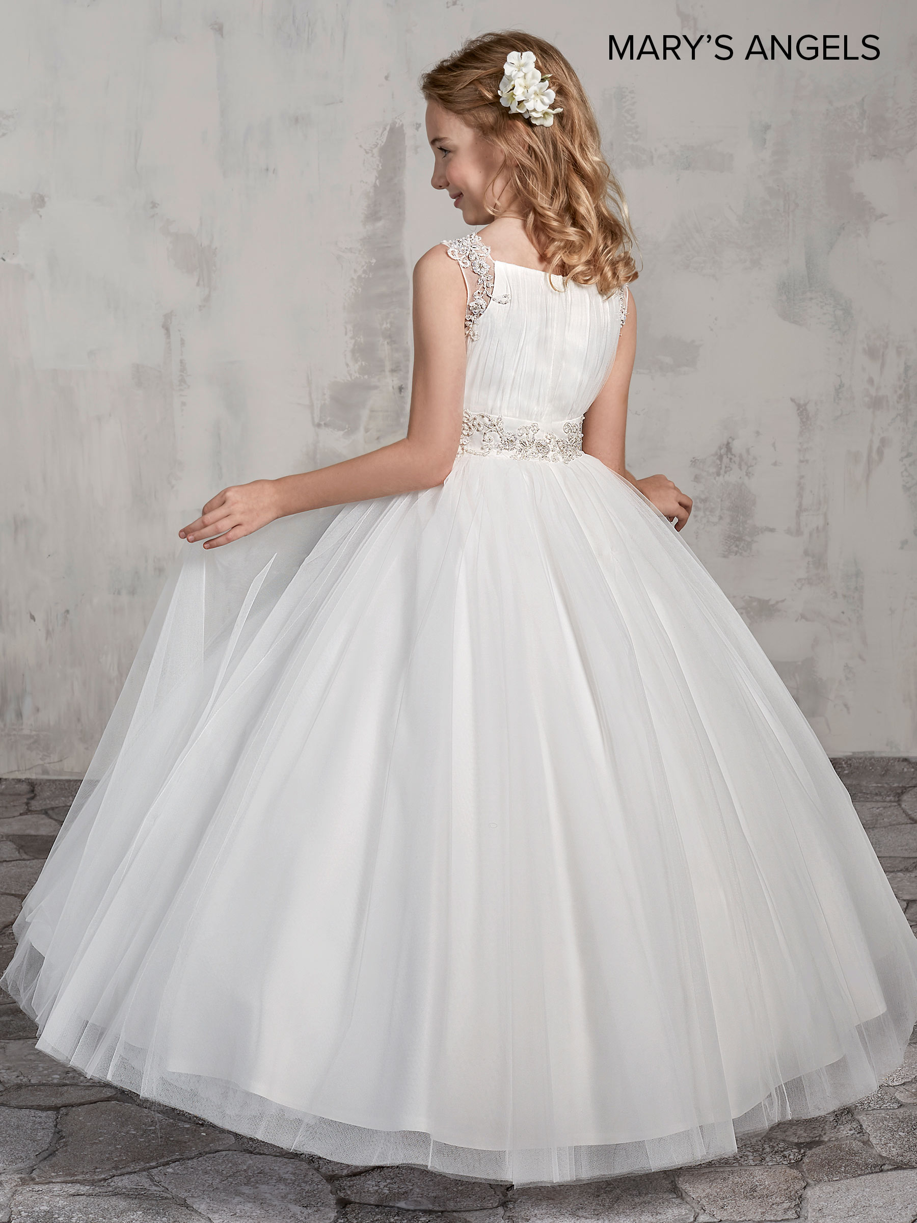Angel Flower Girl Dresses | Mary's Angels | Style - MB9013