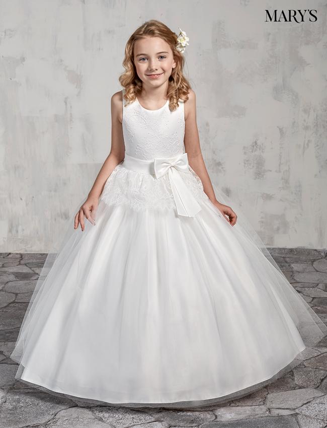 Color Angel Flower Girl Dresses - Style - MB9016