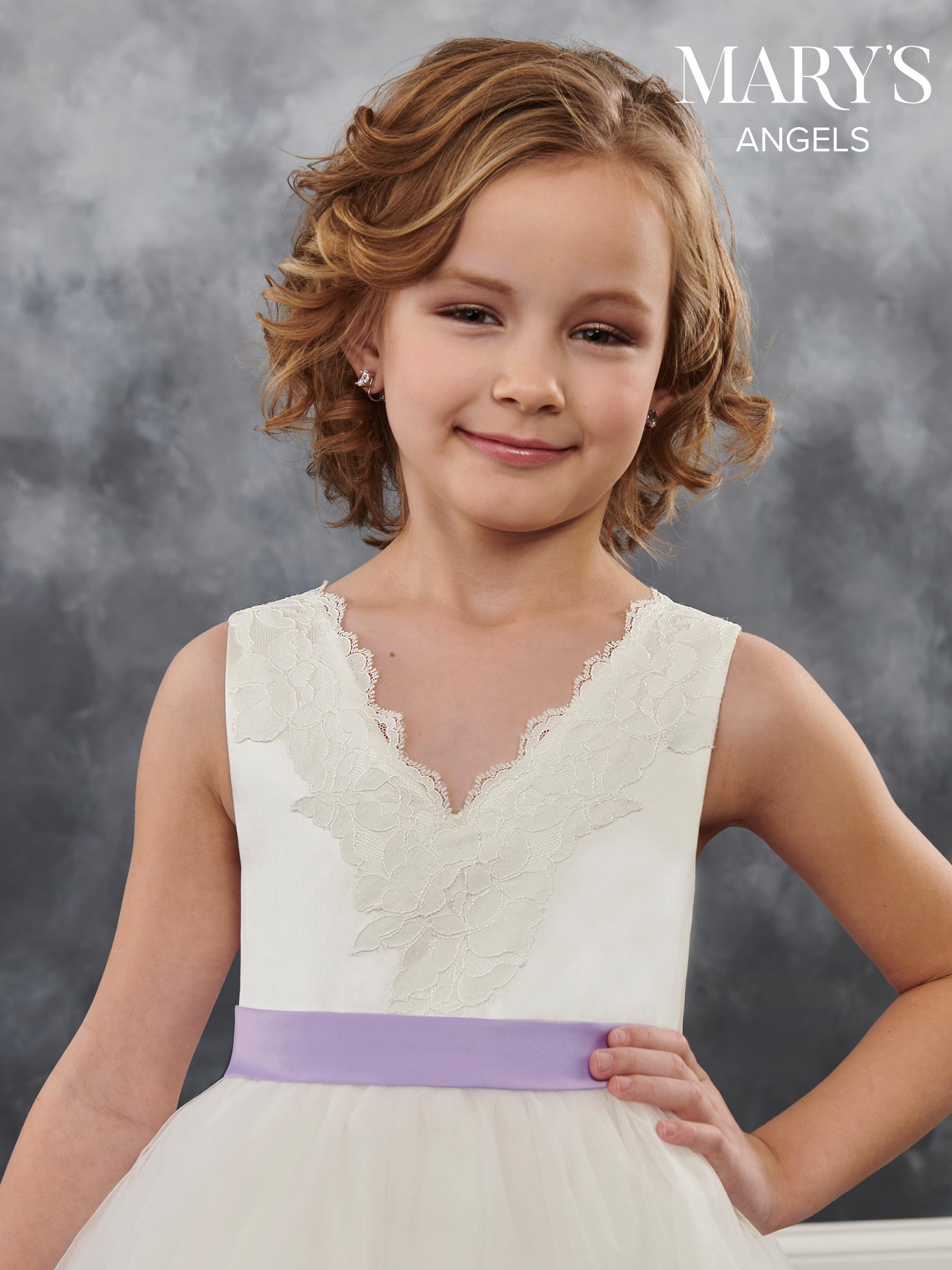 Angel Flower Girl Dresses | Mary's Angels | Style - MB9018