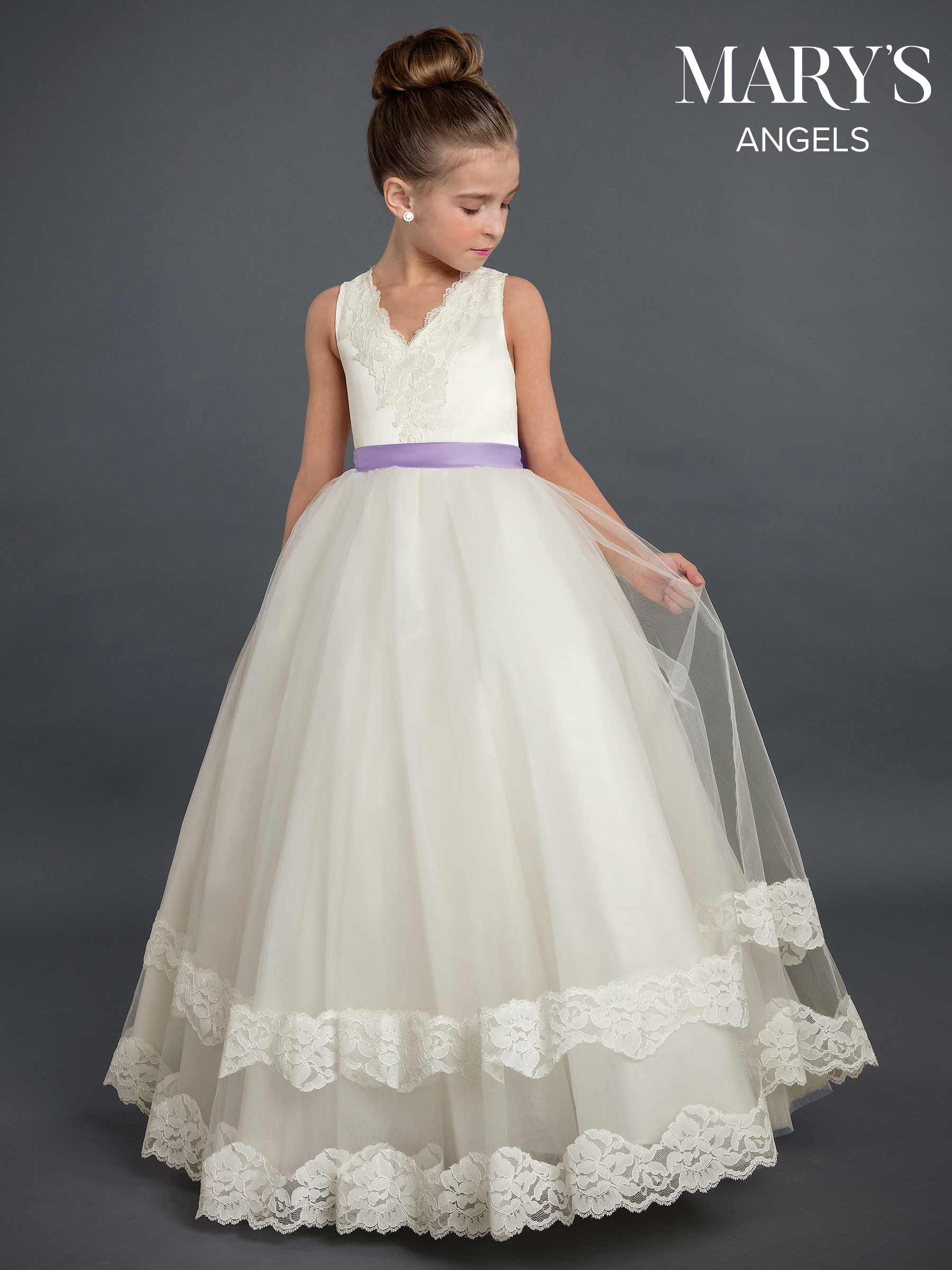 Angel Flower Girl Dresses | Mary's Angels | Style - MB9019