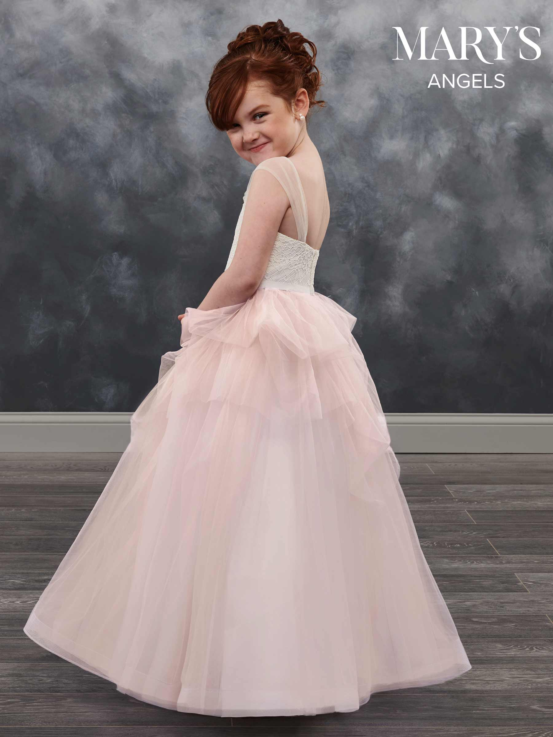 Angel Flower Girl Dresses | Mary's Angels | Style - MB9020