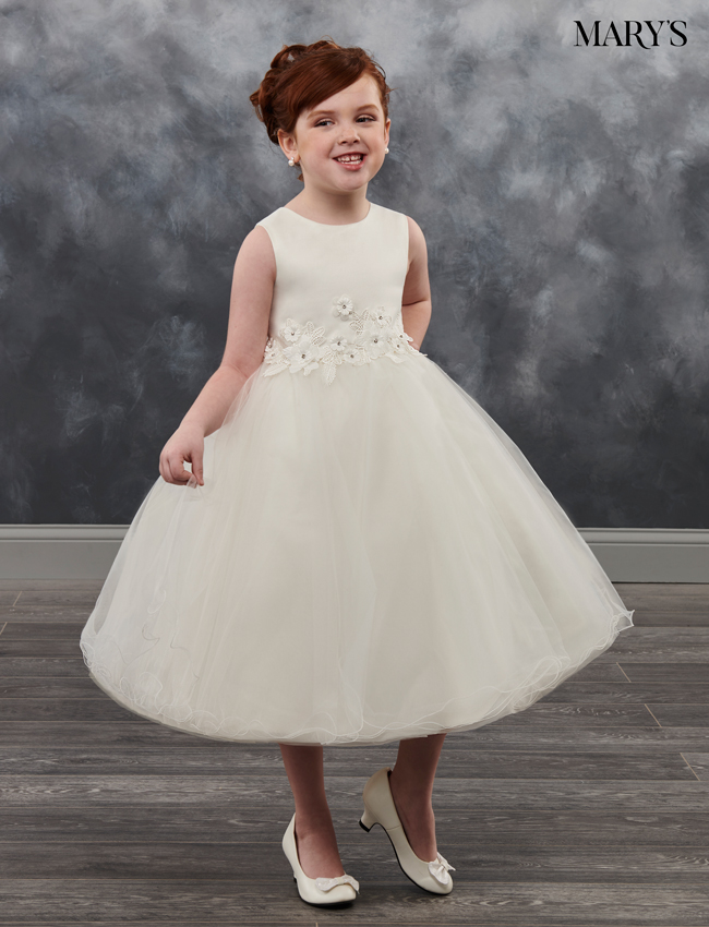 Color Angel Flower Girl Dresses - Style - MB9021