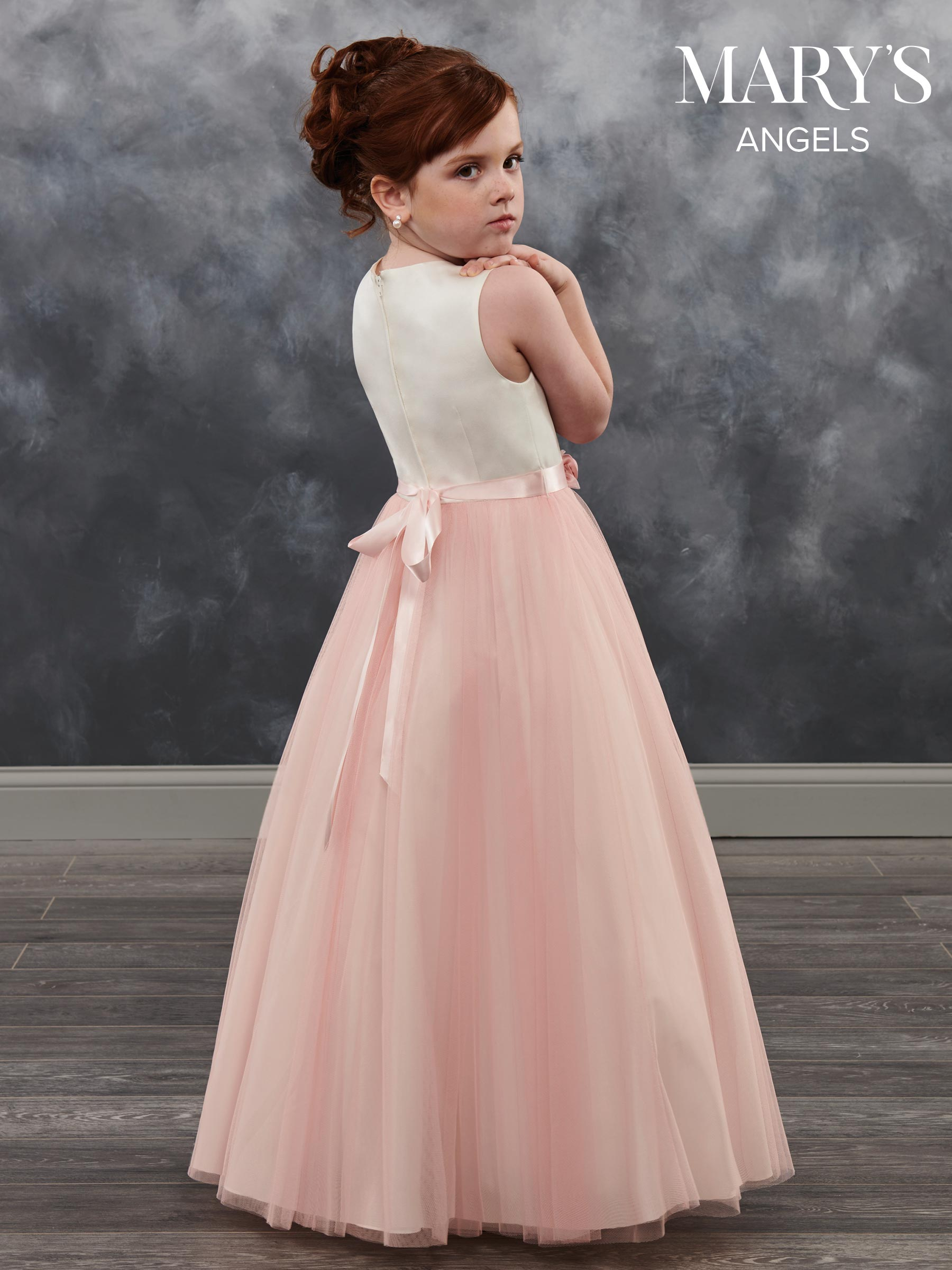 Angel Flower Girl Dresses | Mary's Angels | Style - MB9023