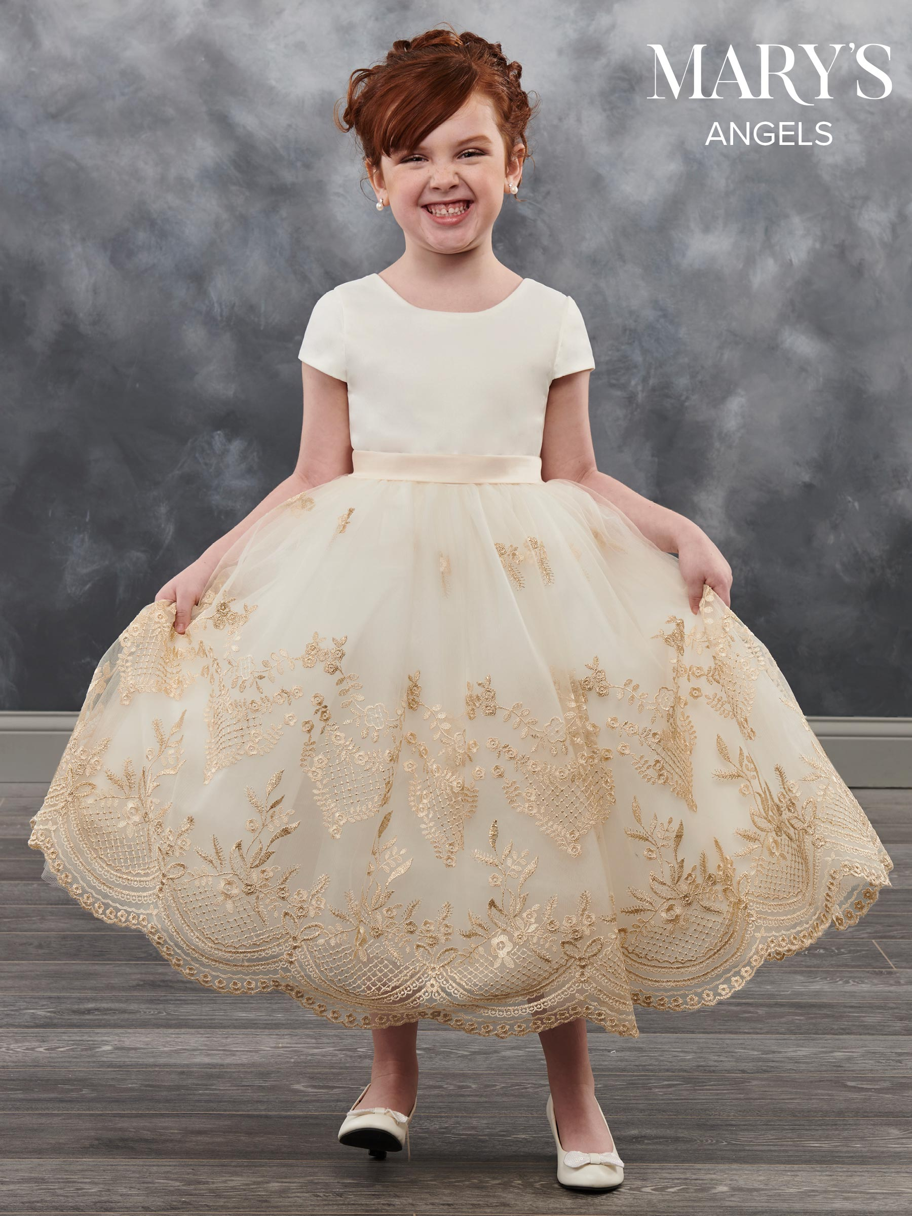 Angel Flower Girl Dresses | Mary's Angels | Style - MB9025