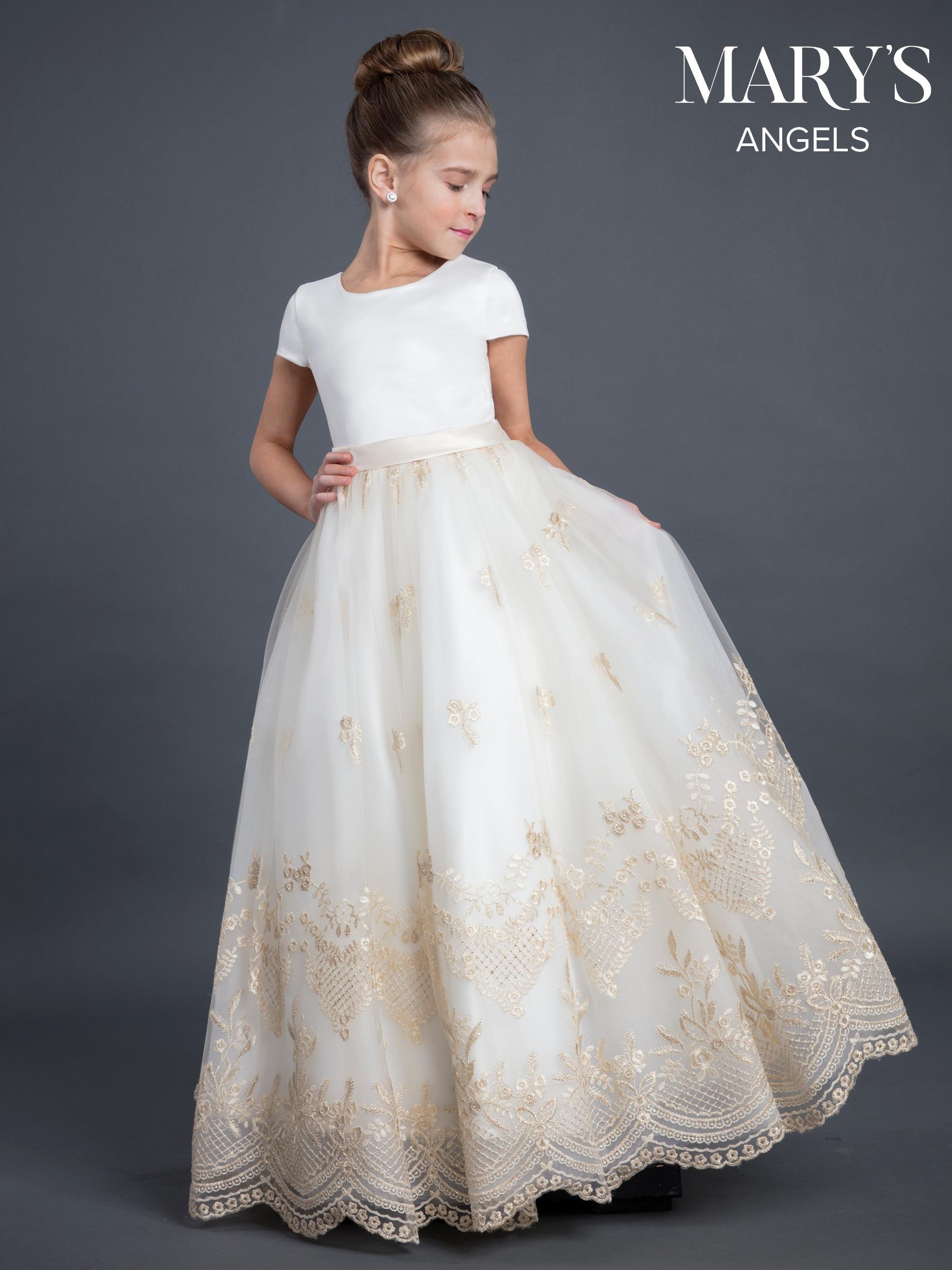 a81732ed1e7 Angel Flower Girl Dresses