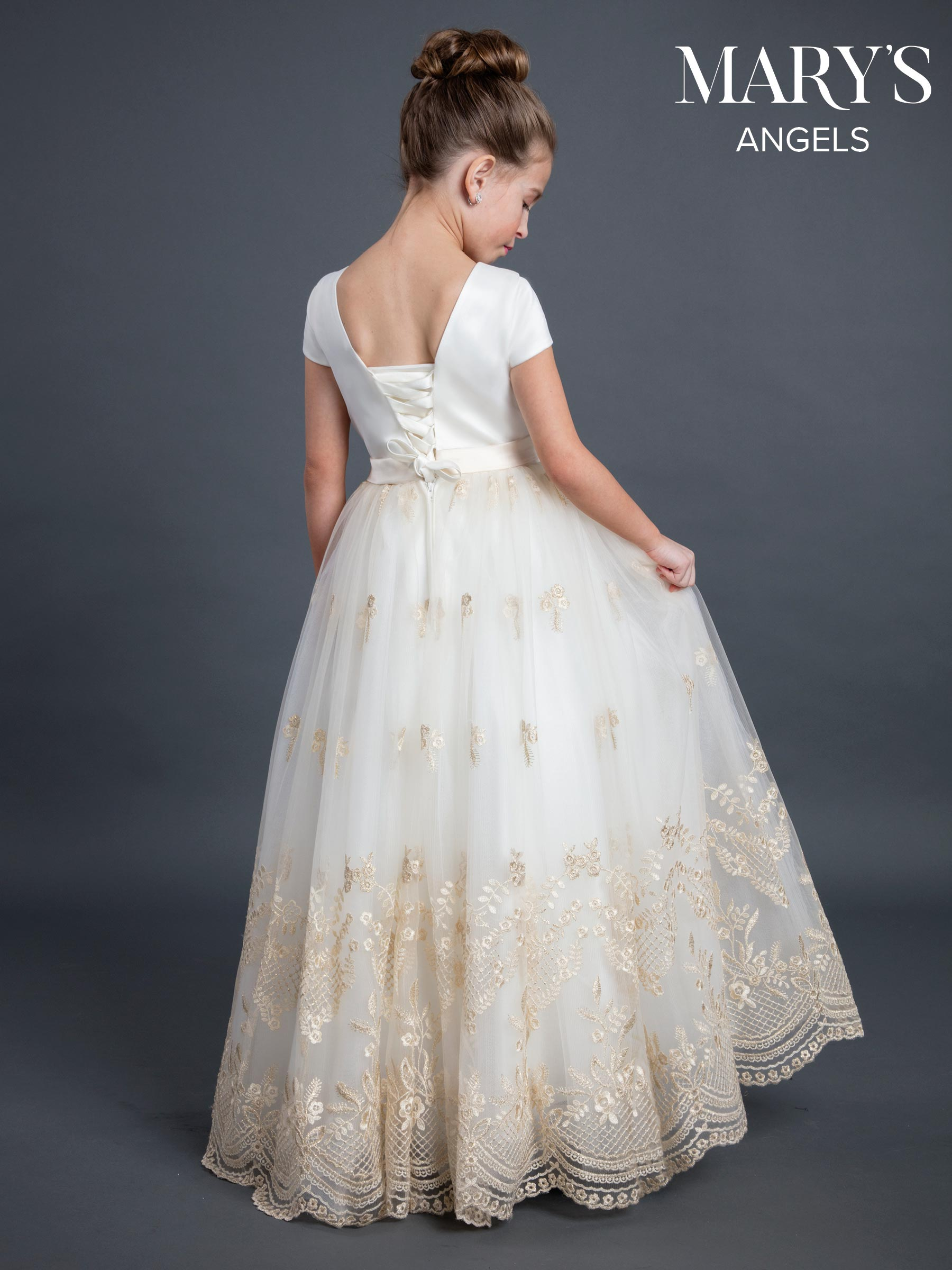 Angel Flower Girl Dresses | Mary's Angels | Style - MB9026