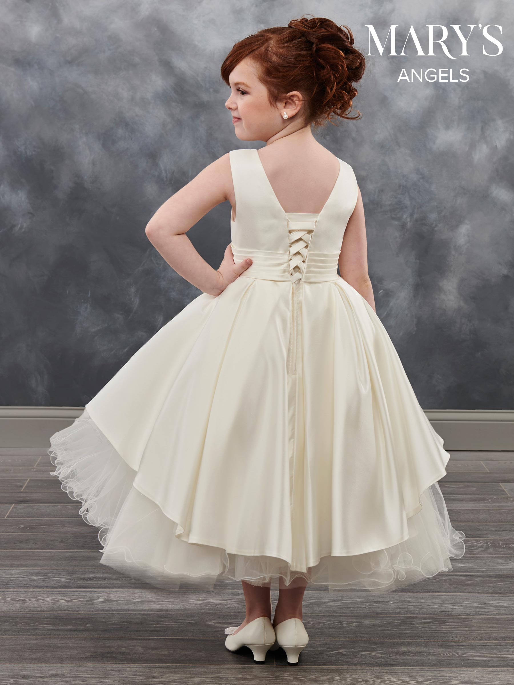 Angel Flower Girl Dresses | Mary's Angels | Style - MB9027