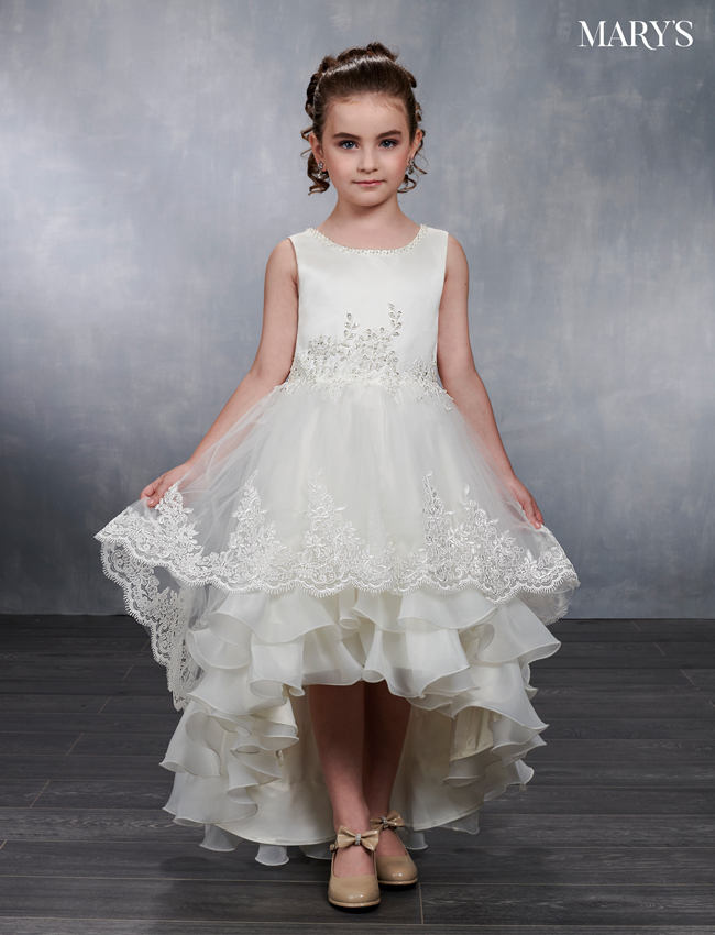 cf56c0e2ea Ivory Color Angel Flower Girl Dresses - Style - MB9030