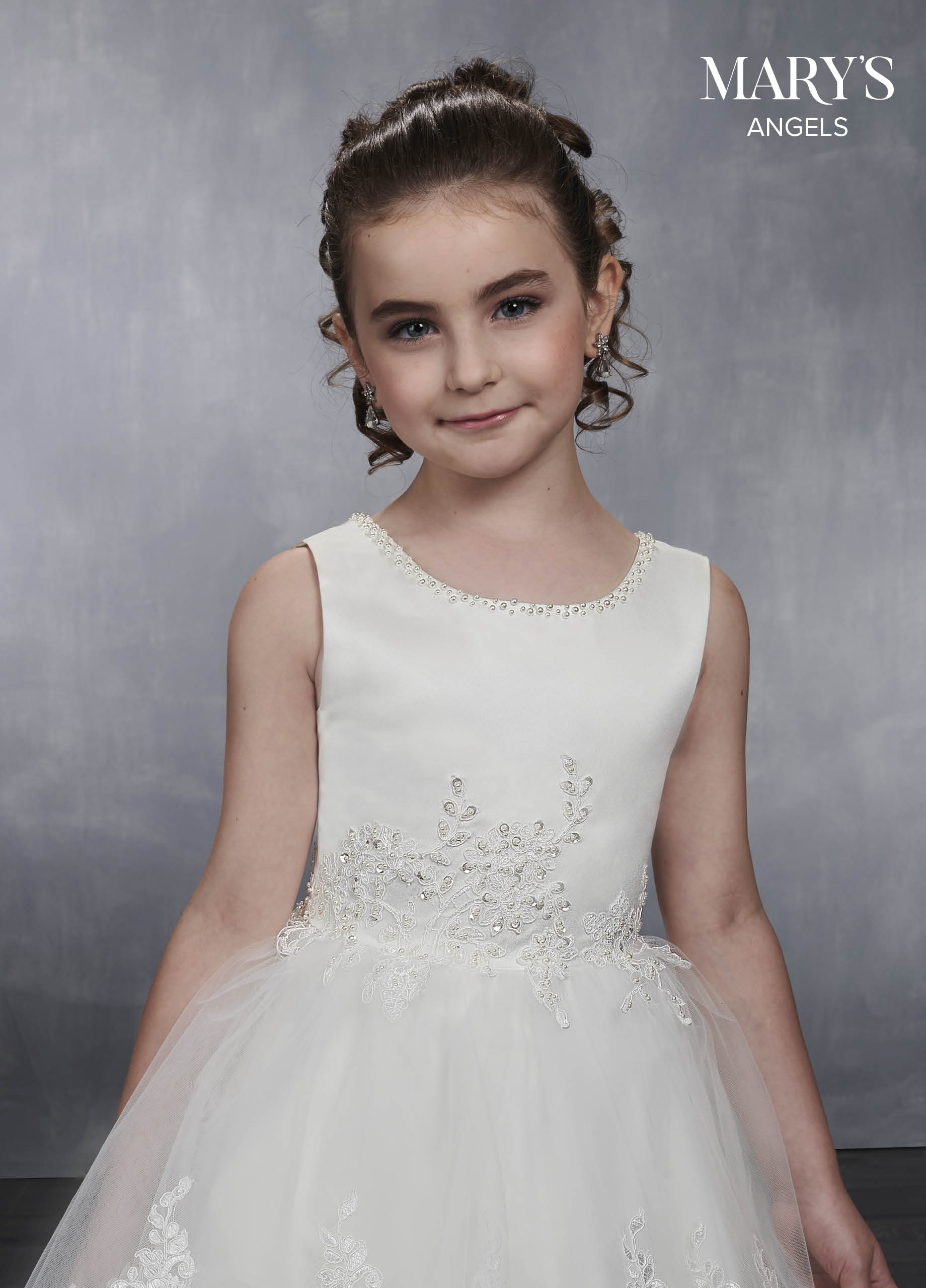 Angel Flower Girl Dresses   Mary's Angels   Style - MB9030