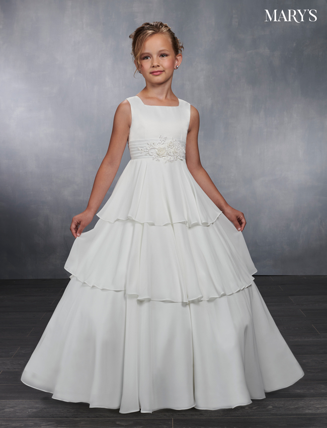 Color Angel Flower Girl Dresses - Style - MB9031