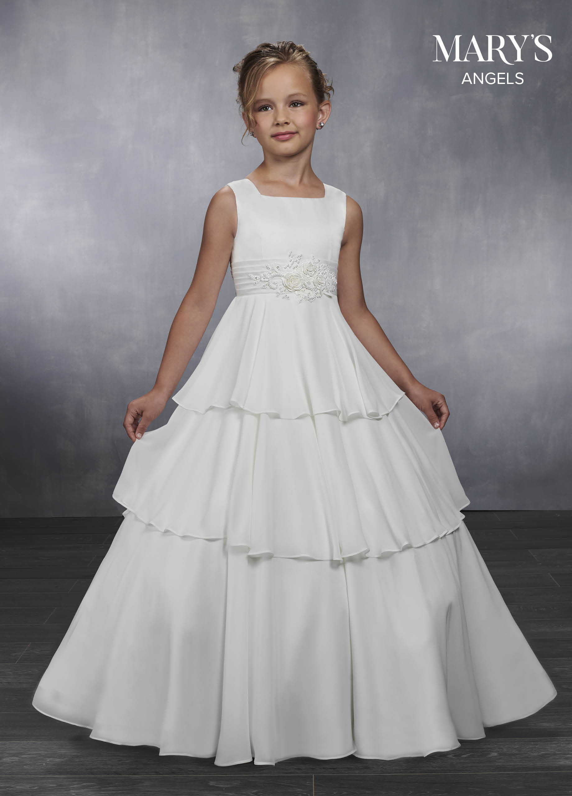 Angel Flower Girl Dresses | Mary's Angels | Style - MB9031