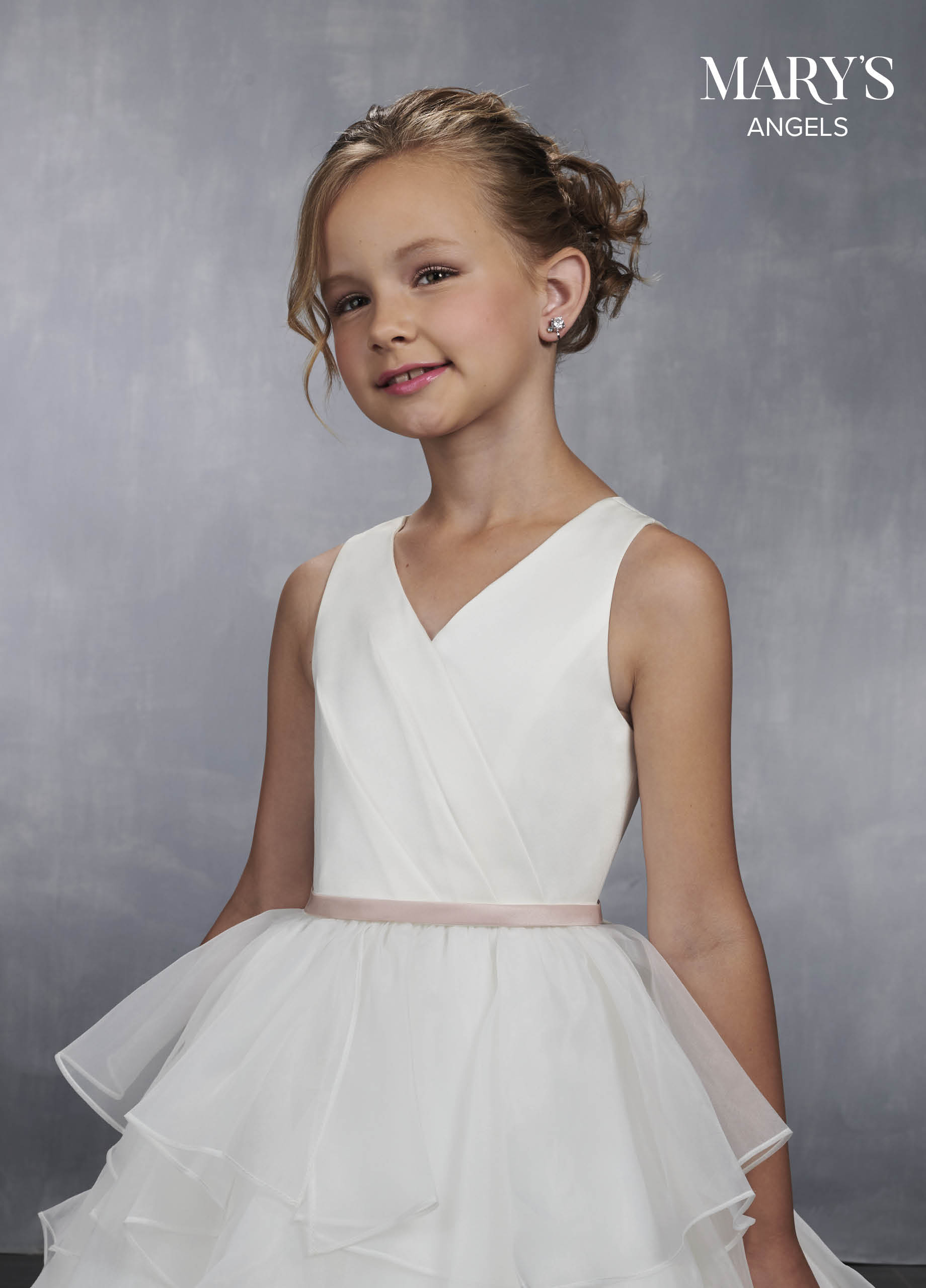 Angel Flower Girl Dresses   Mary's Angels   Style - MB9033