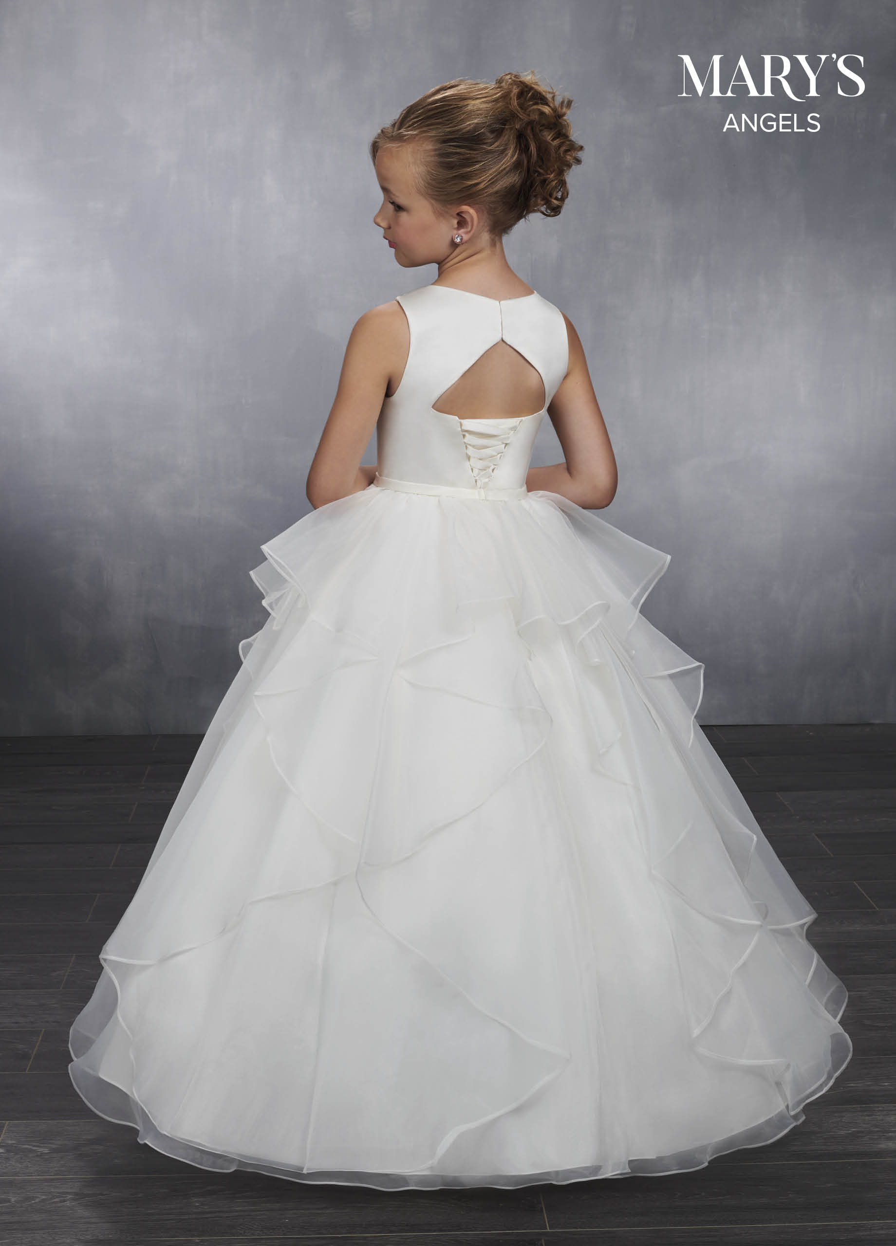 Angel Flower Girl Dresses | Mary's Angels | Style - MB9033