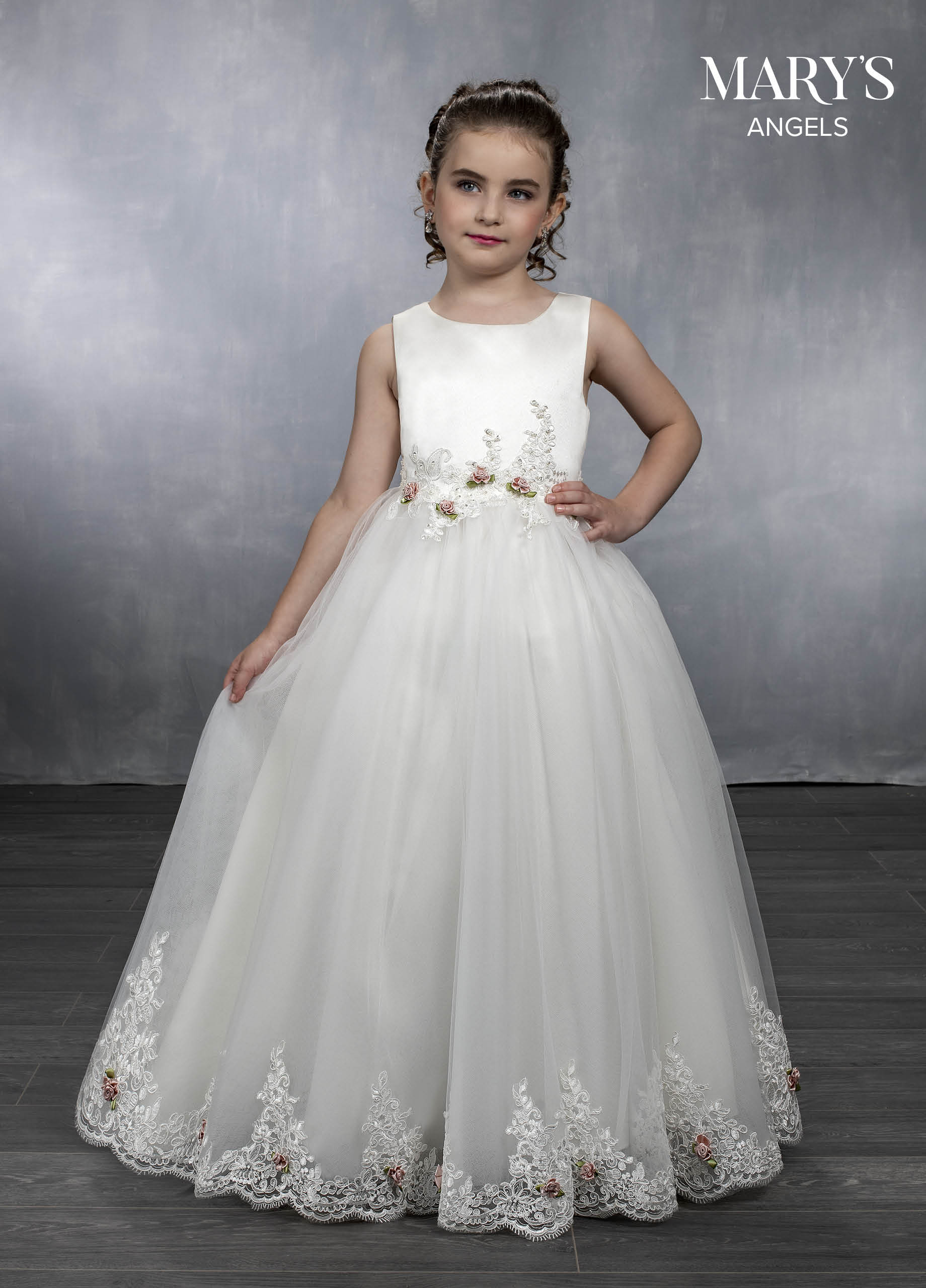 Angel Flower Girl Dresses | Mary's Angels | Style - MB9034