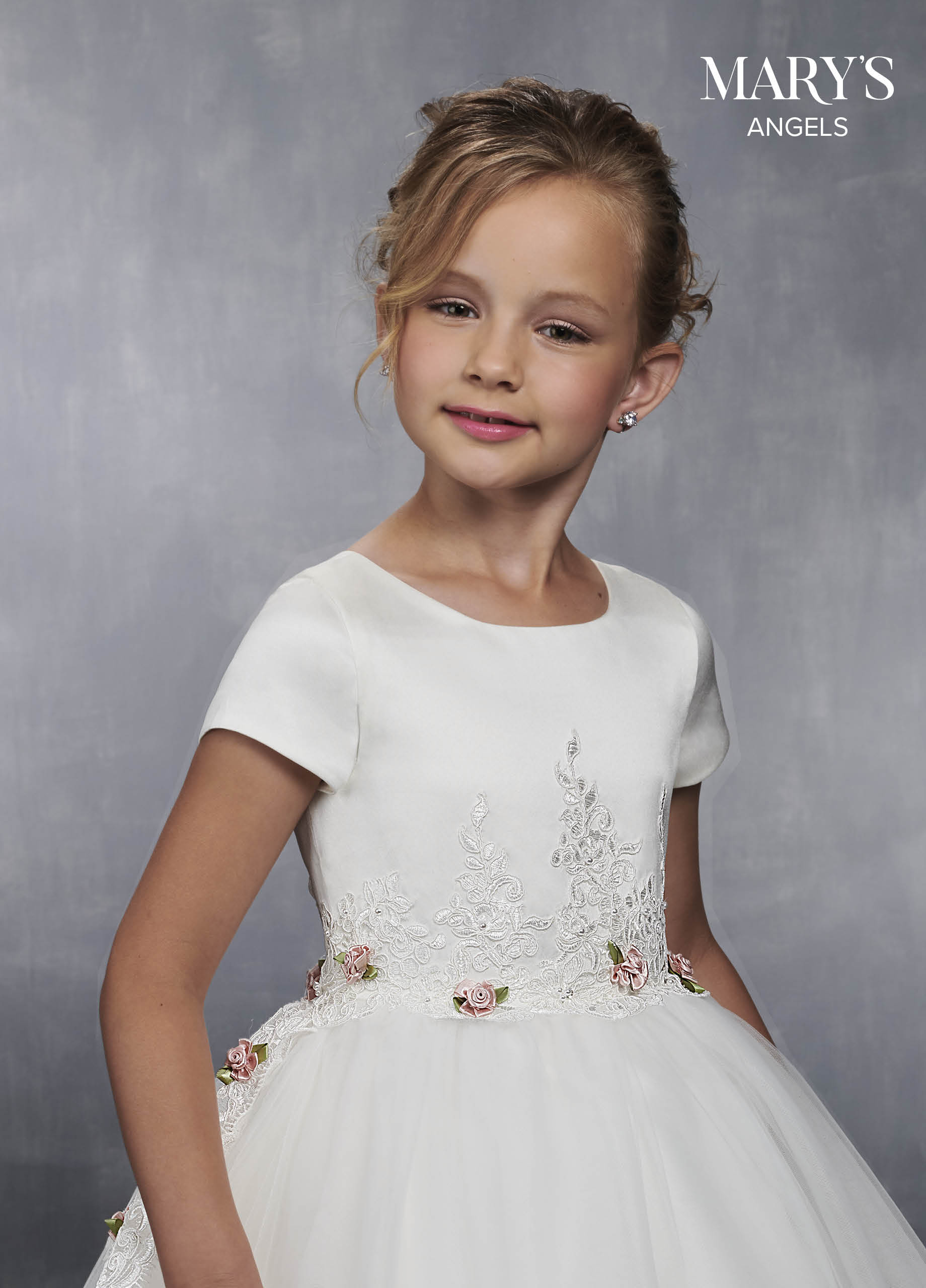 Angel Flower Girl Dresses | Mary's Angels | Style - MB9035