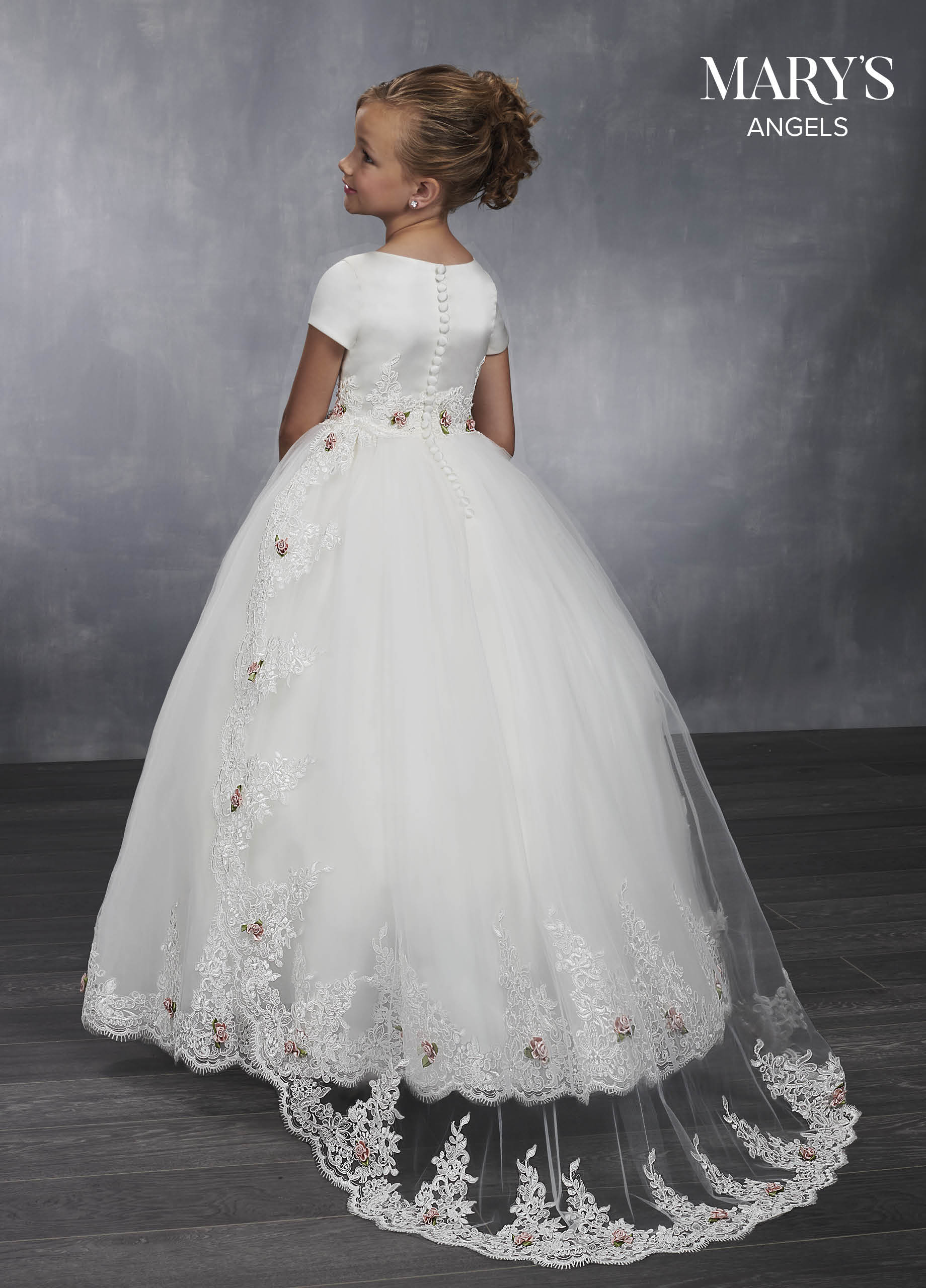 Angel Flower Girl Dresses   Mary's Angels   Style - MB9035