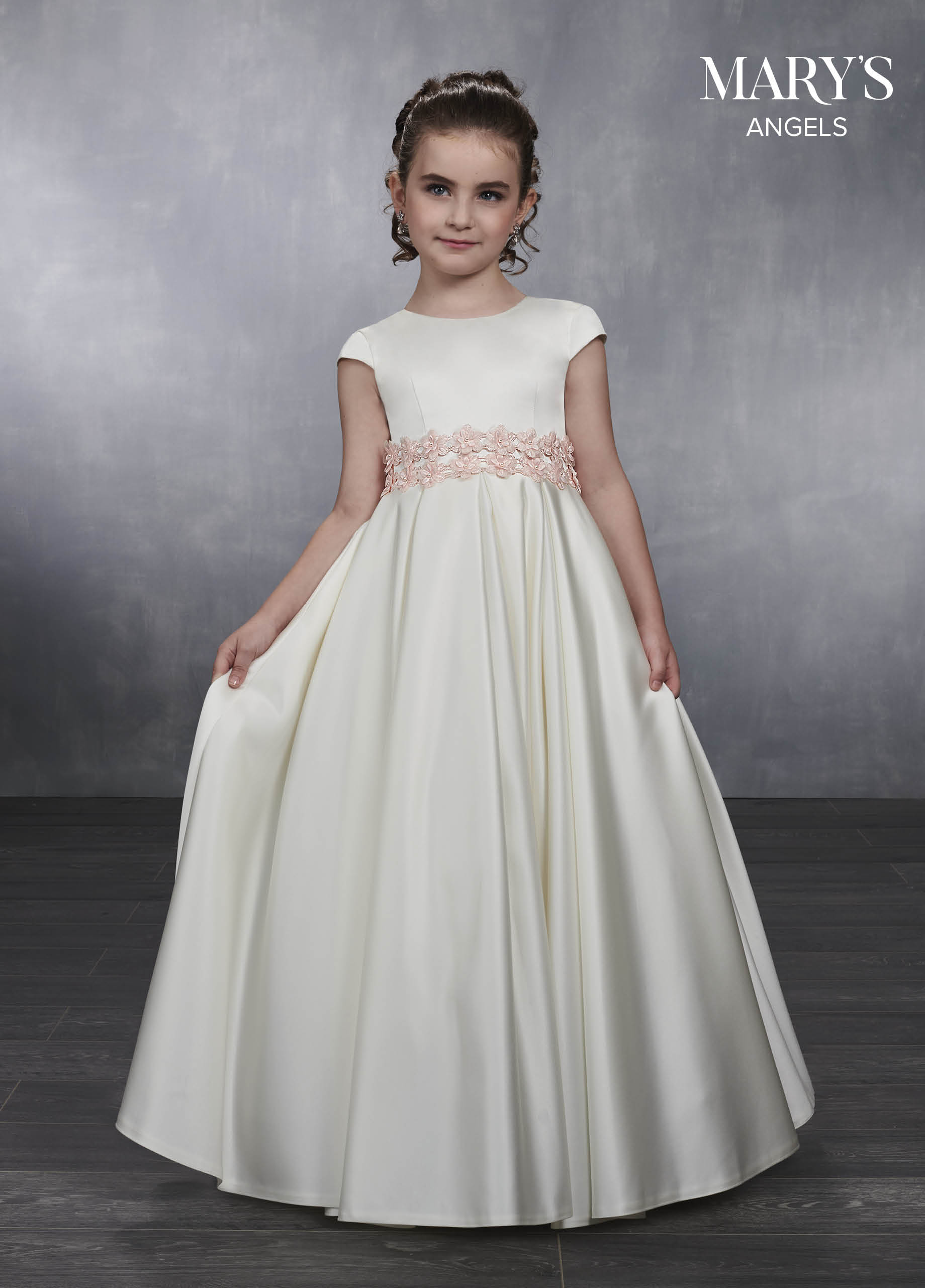 Angel Flower Girl Dresses | Mary's Angels | Style - MB9036