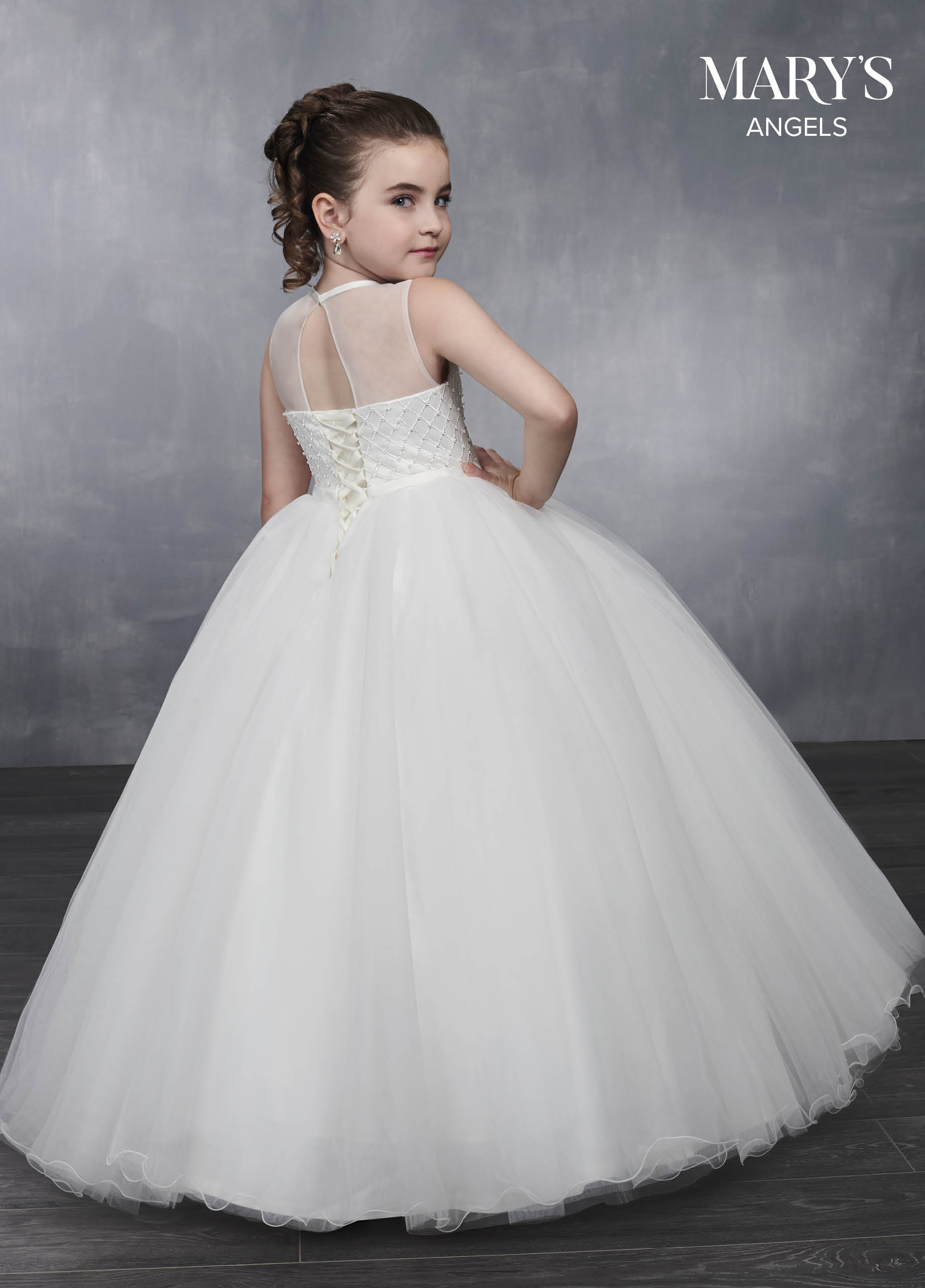 Angel Flower Girl Dresses | Mary's Angels | Style - MB9038
