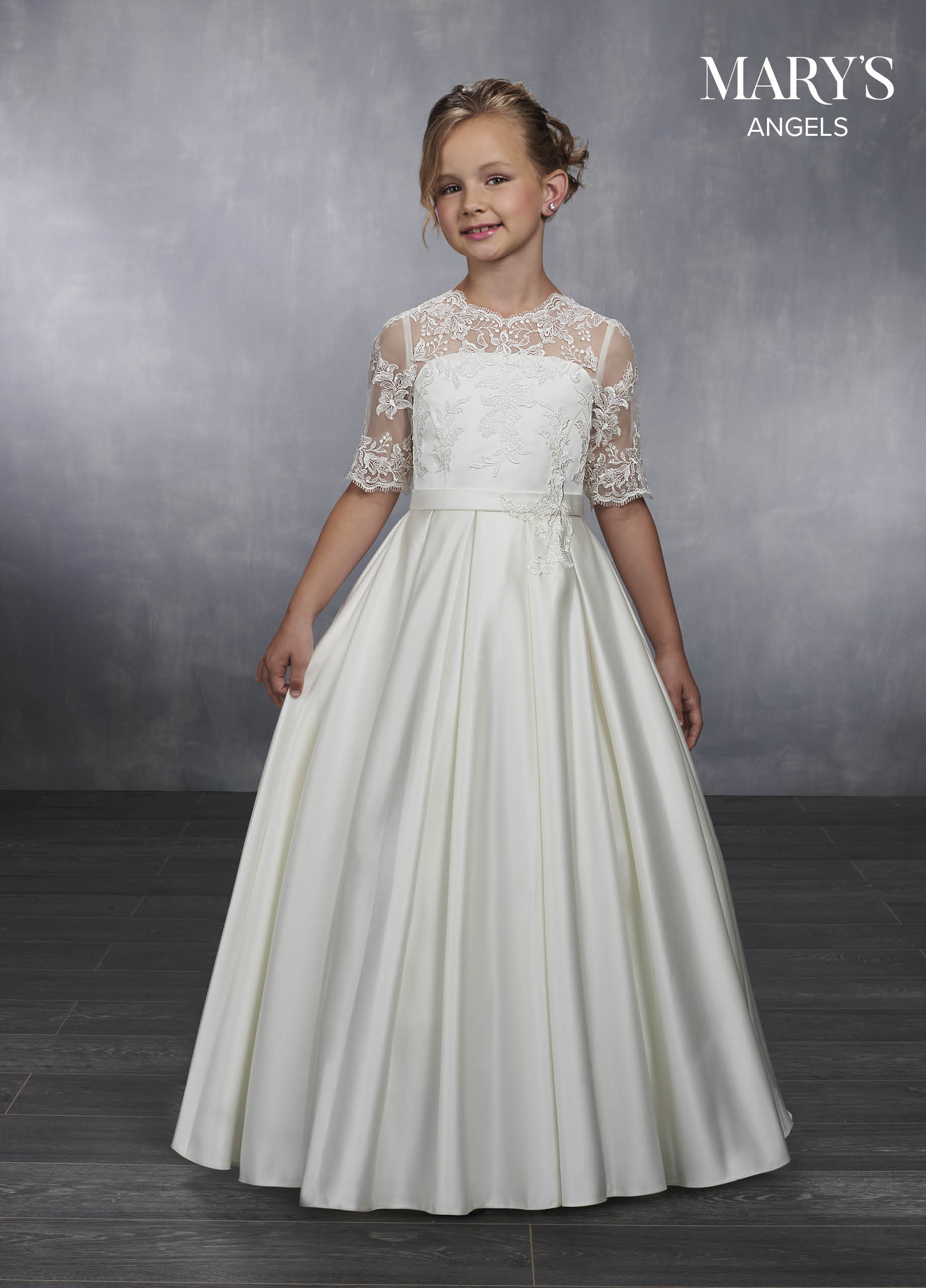 Angel Flower Girl Dresses | Mary's Angels | Style - MB9039