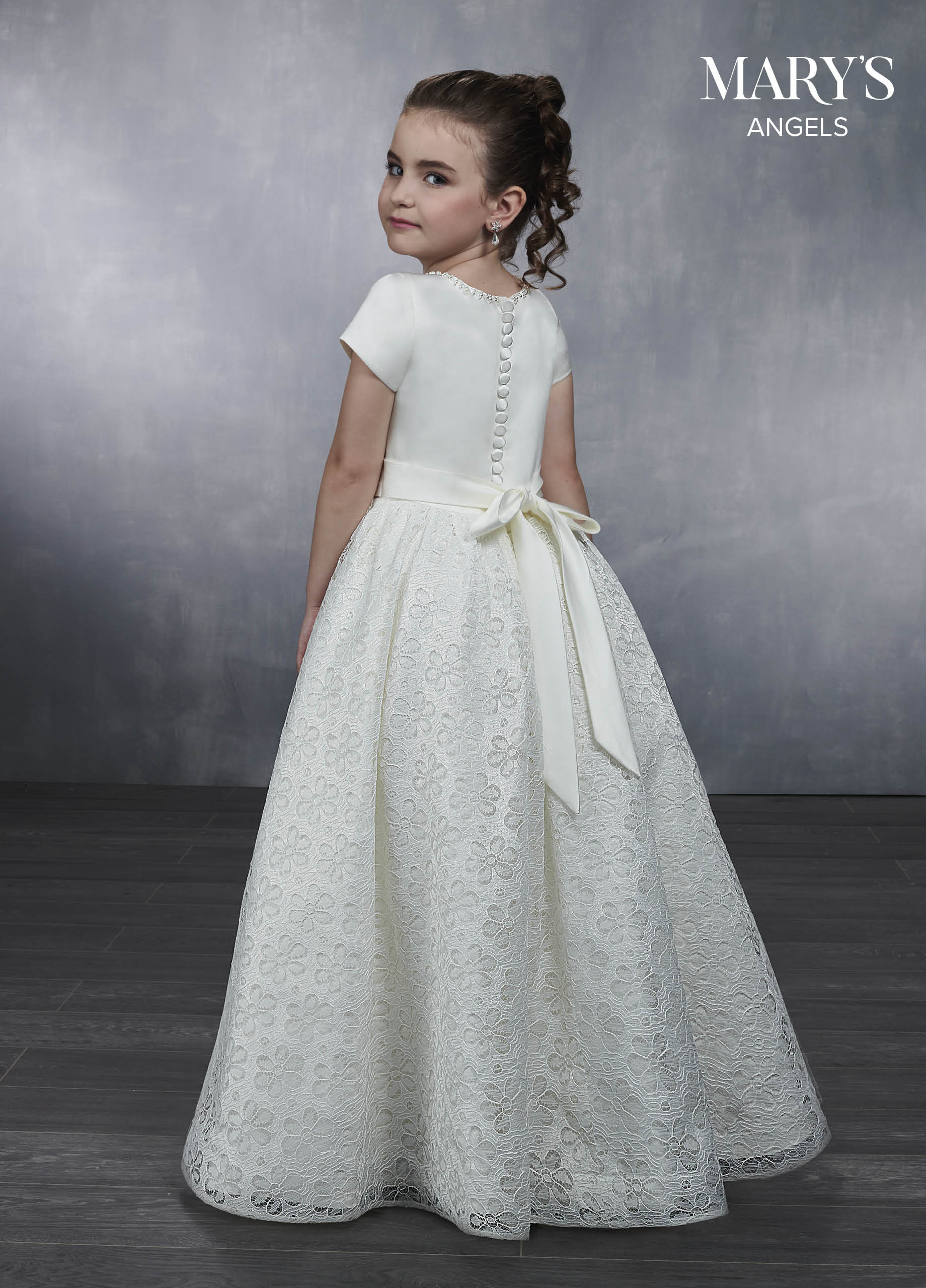 Angel Flower Girl Dresses | Mary's Angels | Style - MB9040
